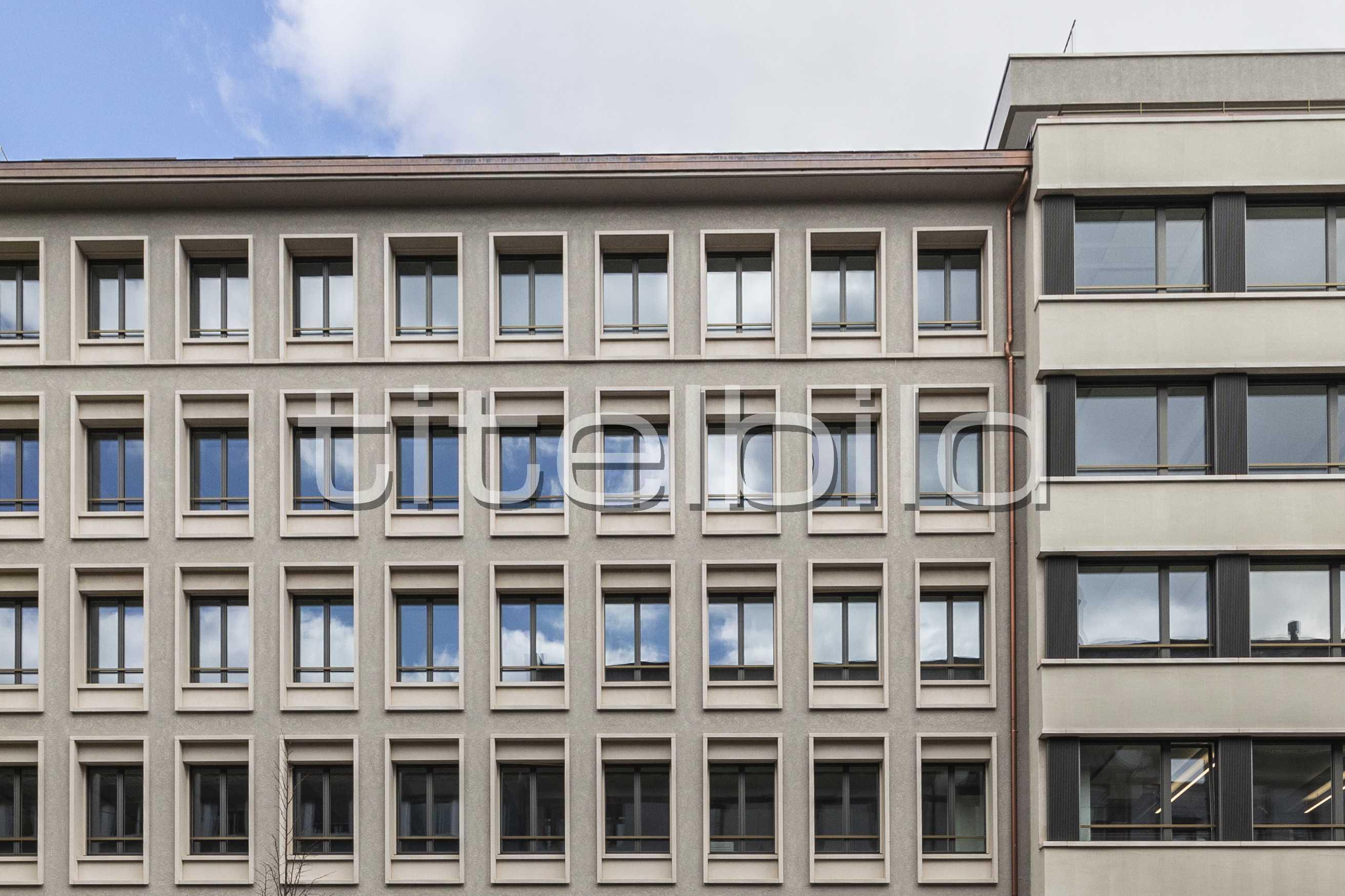 Projektbild-Nr. 1: Umbau Bürogebäude