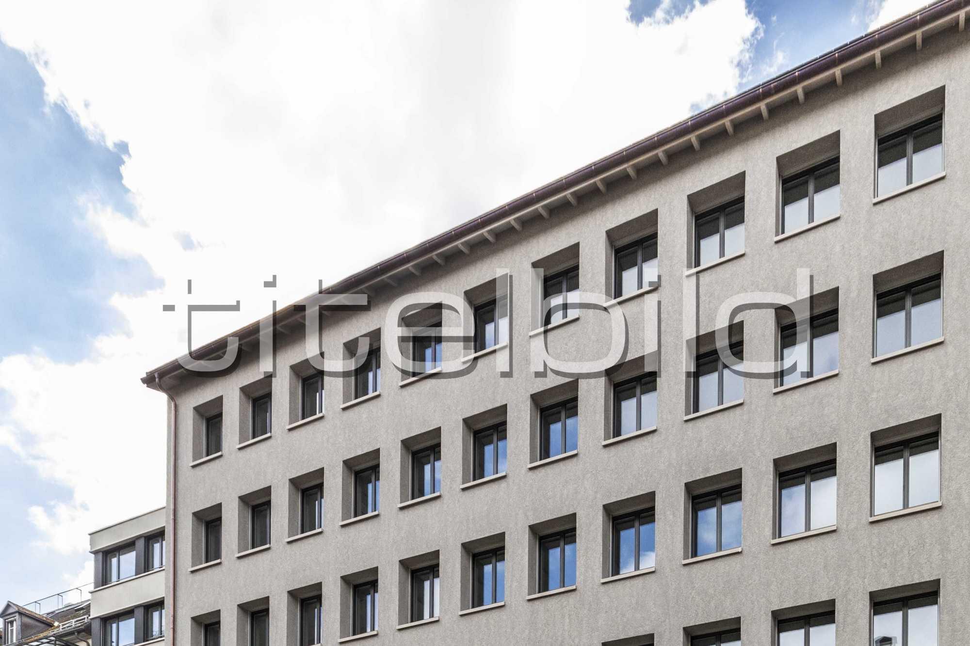 Projektbild-Nr. 2: Umbau Bürogebäude
