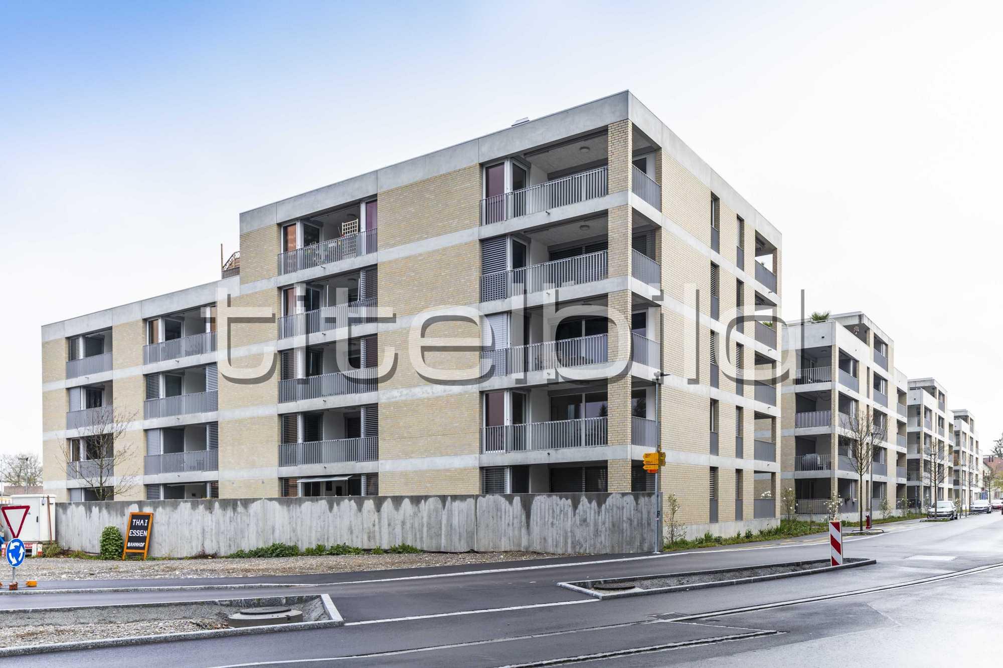 Projektbild-Nr. 0: Wohnüberbauung Bahnhofsareal Nord