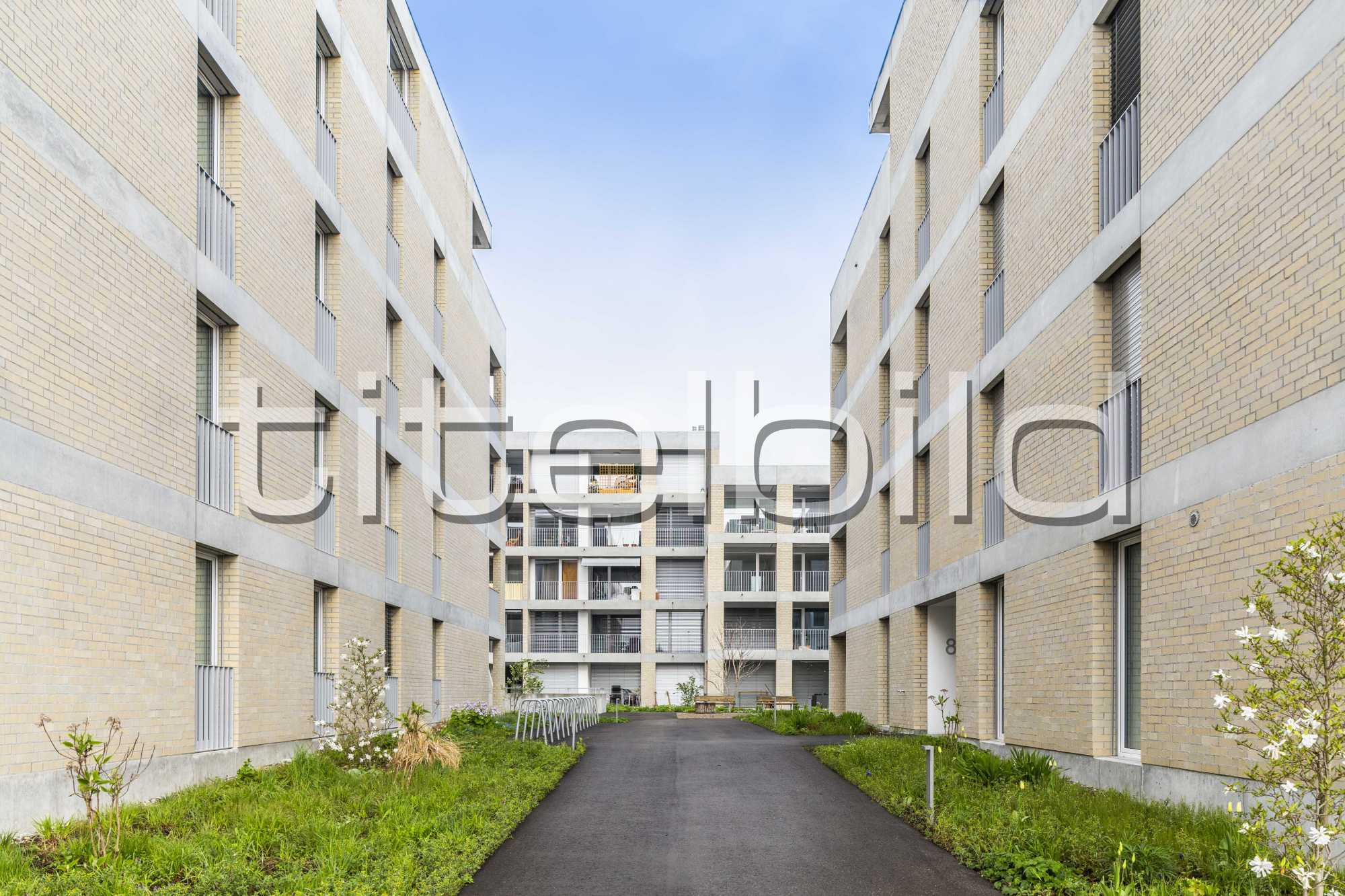 Projektbild-Nr. 2: Wohnüberbauung Bahnhofsareal Nord