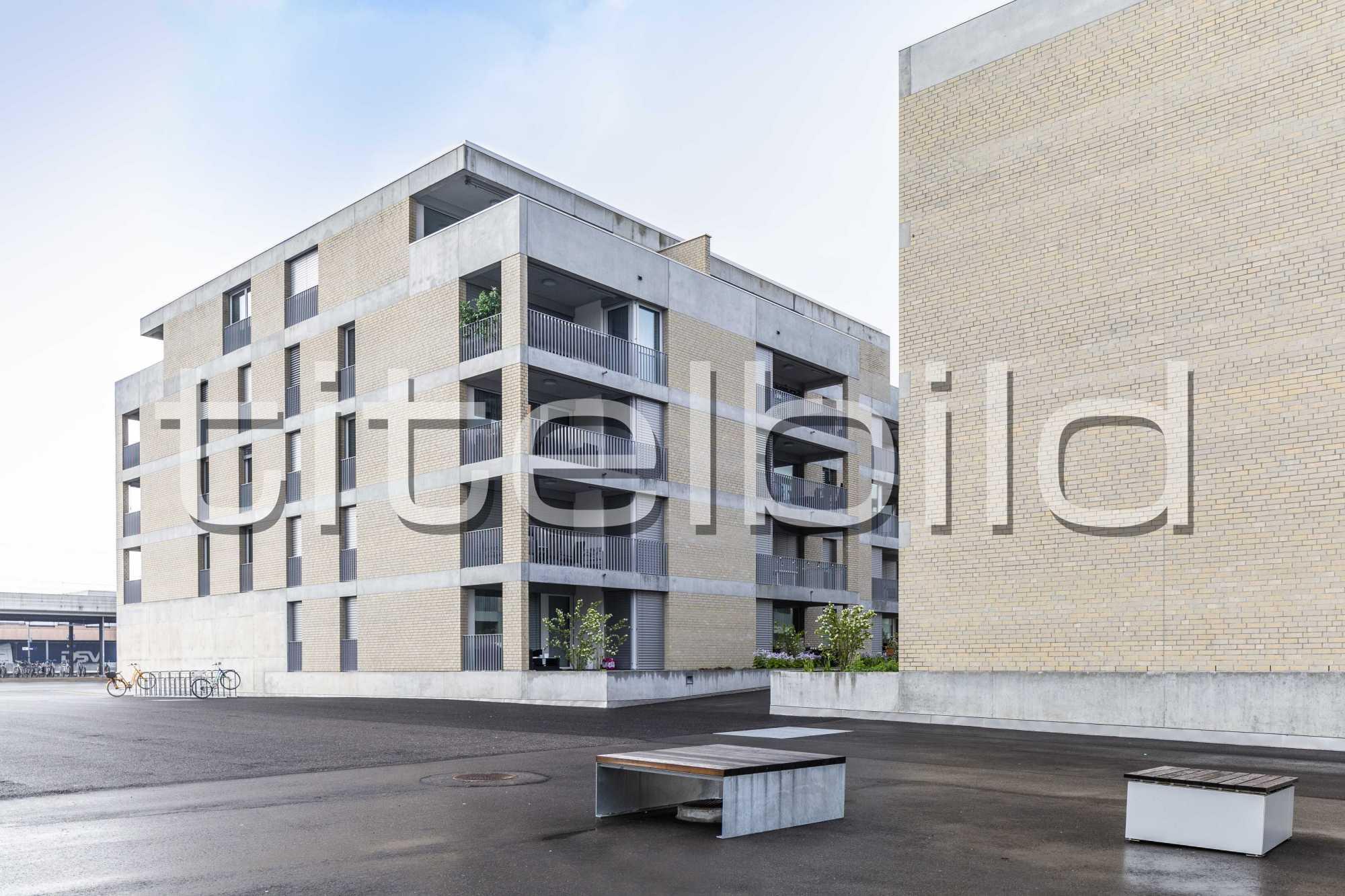 Projektbild-Nr. 5: Wohnüberbauung Bahnhofsareal Nord