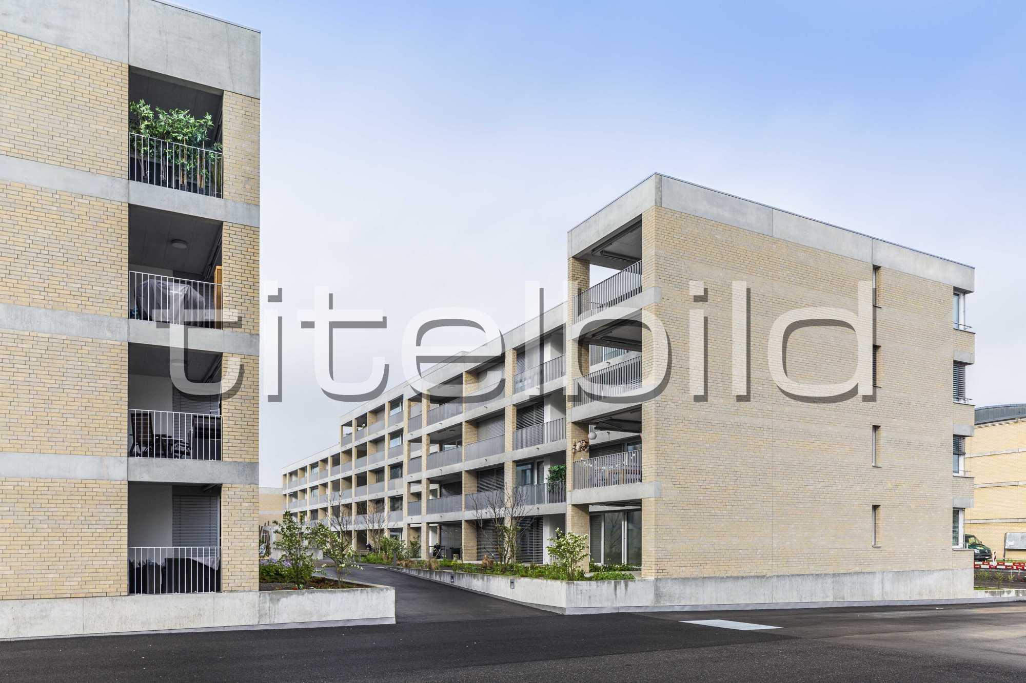 Projektbild-Nr. 6: Wohnüberbauung Bahnhofsareal Nord