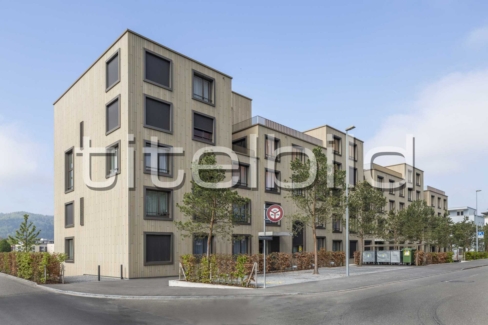 Projektbild-Nr. 0: Wohnsiedlung Neufeld