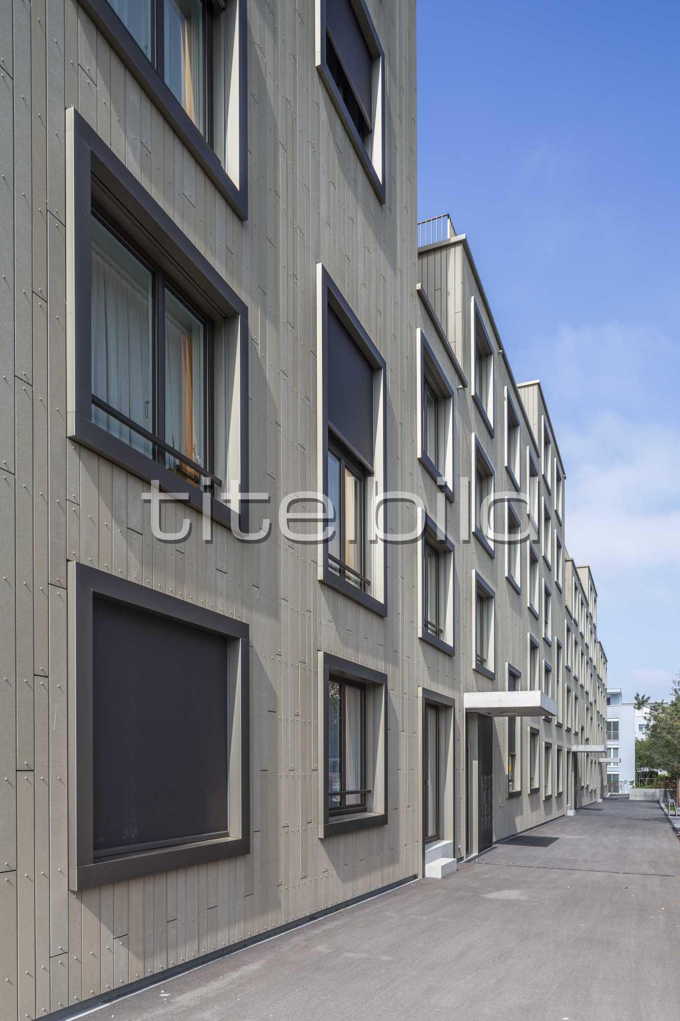 Projektbild-Nr. 2: Wohnsiedlung Neufeld