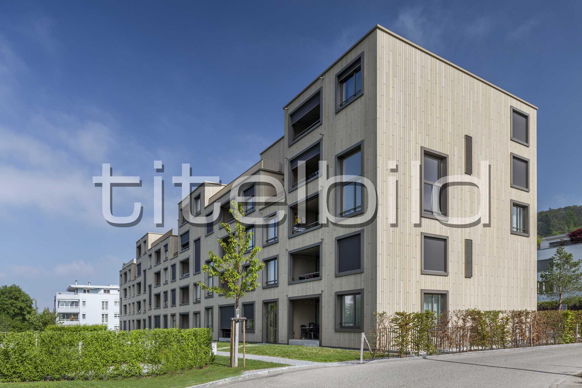 Projektbild-Nr. 3: Wohnsiedlung Neufeld