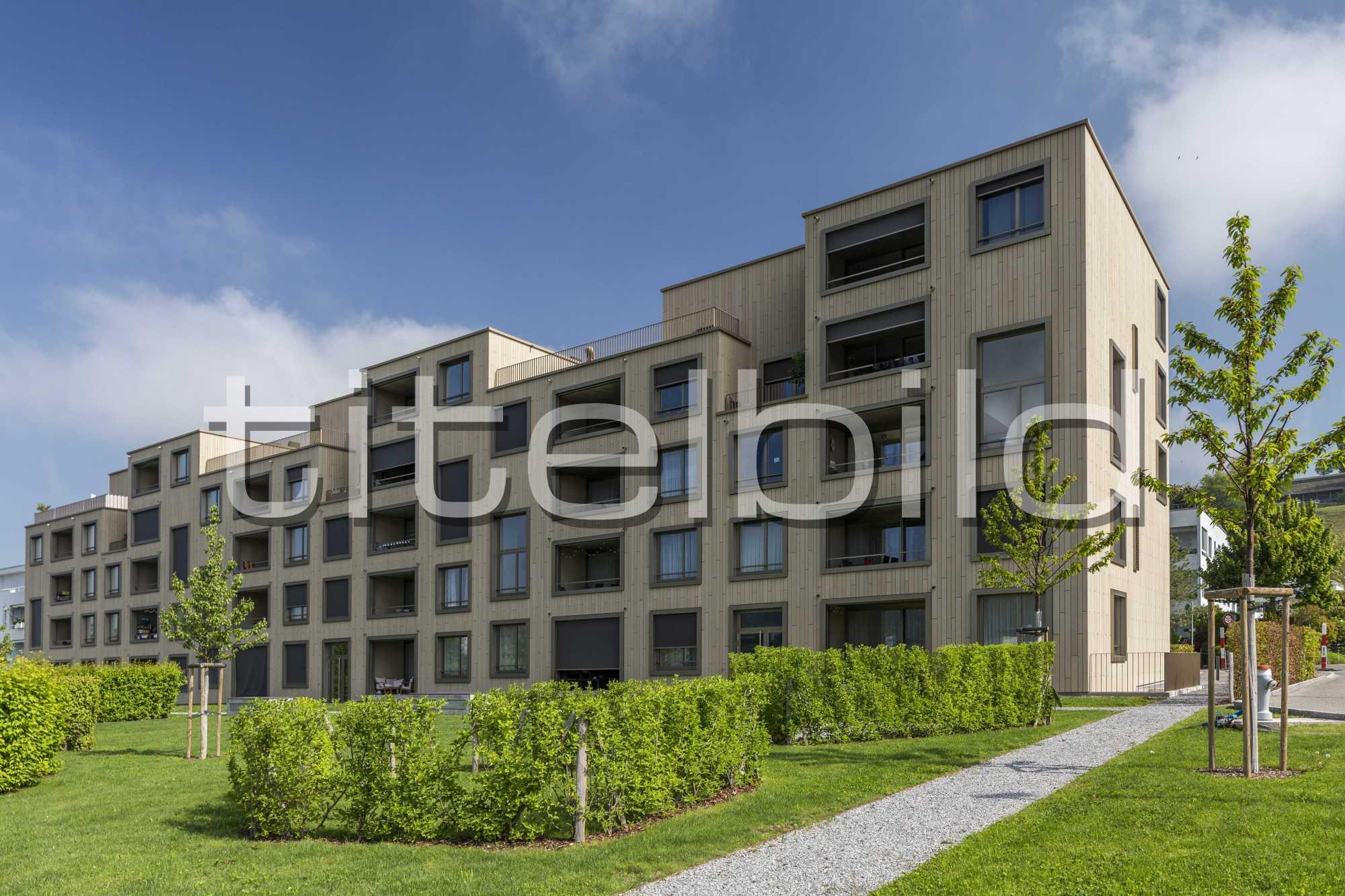 Projektbild-Nr. 4: Wohnsiedlung Neufeld