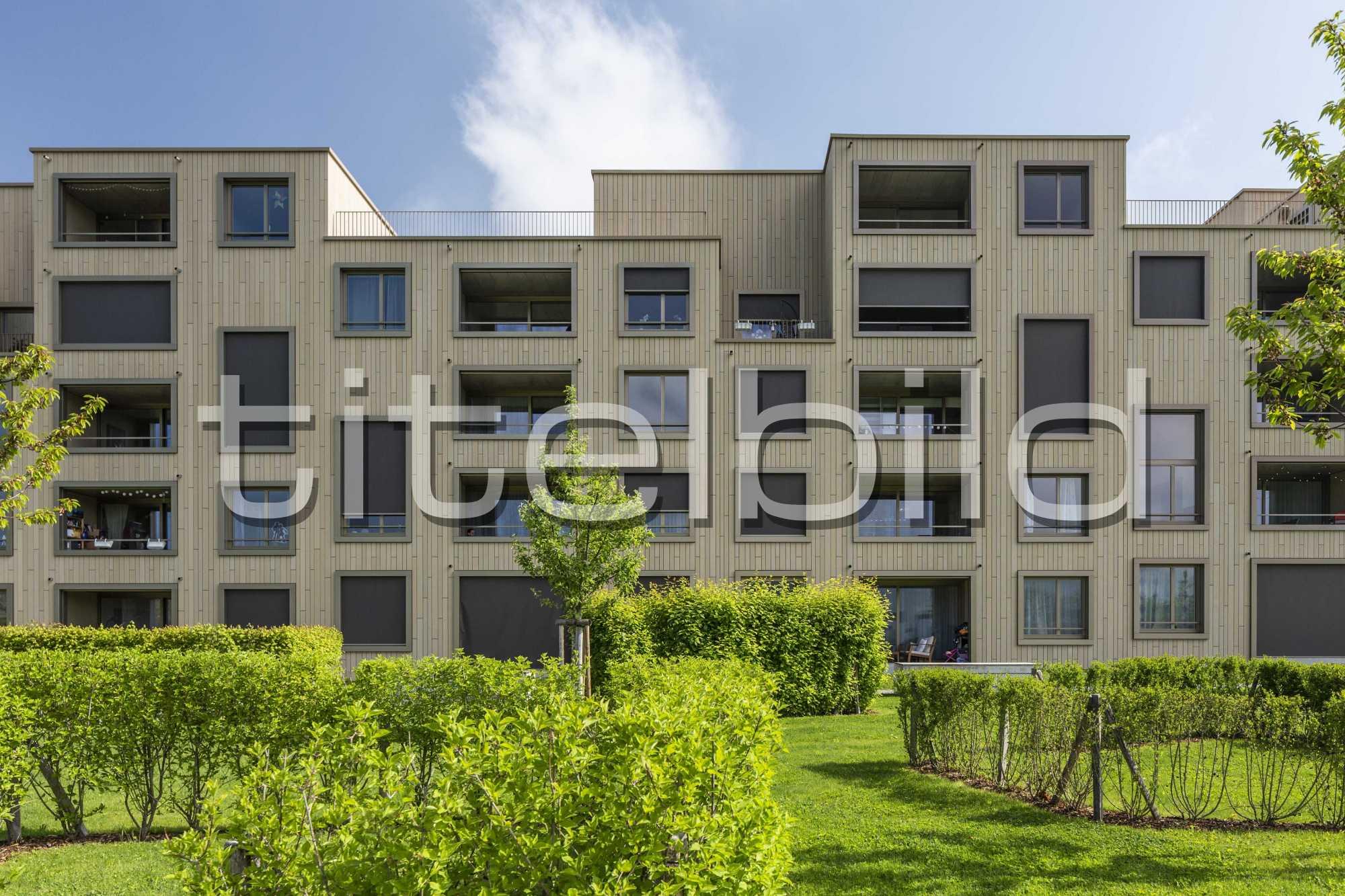 Projektbild-Nr. 5: Wohnsiedlung Neufeld