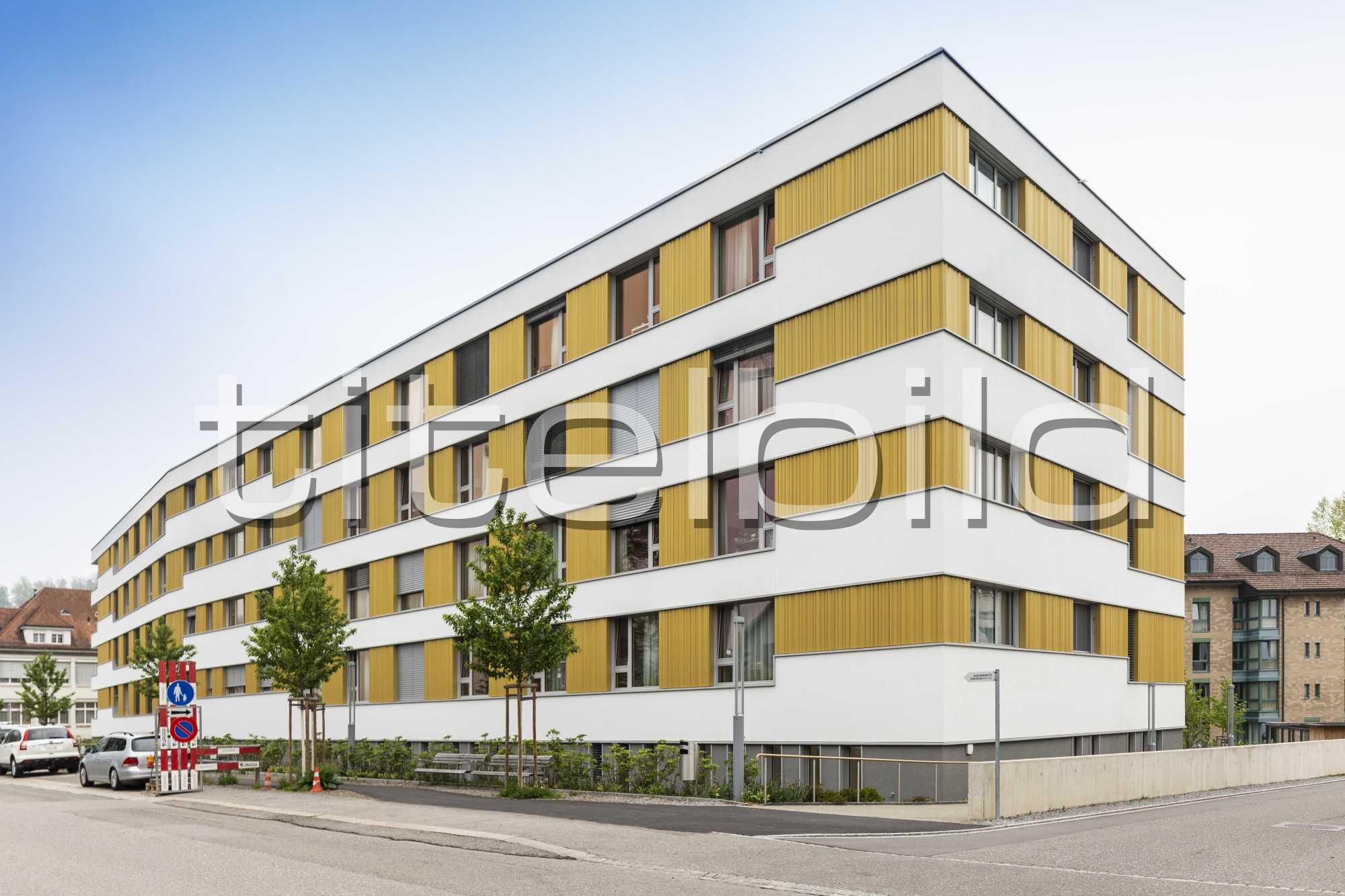 Projektbild-Nr. 0: Gesundheitszentrum Brugg