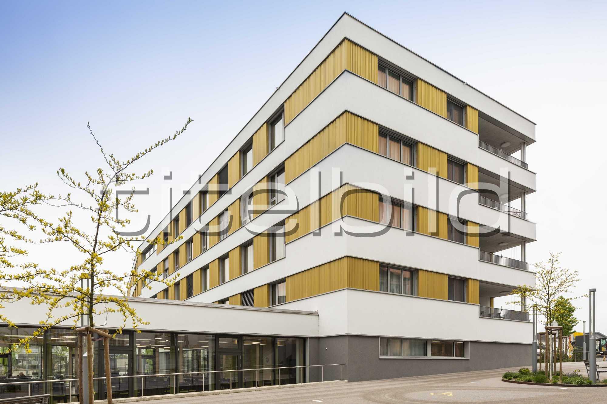 Projektbild-Nr. 1: Gesundheitszentrum Brugg
