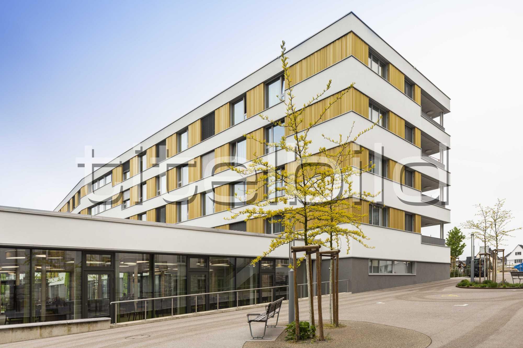 Projektbild-Nr. 2: Gesundheitszentrum Brugg