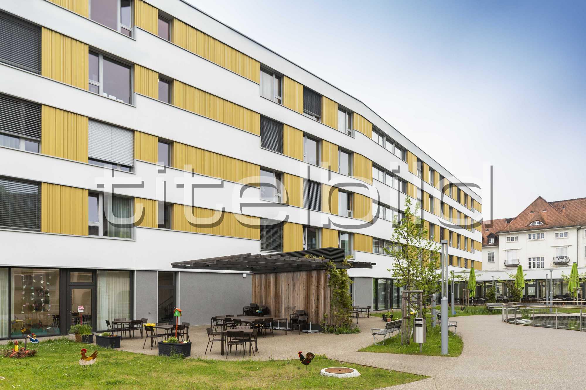 Projektbild-Nr. 3: Gesundheitszentrum Brugg