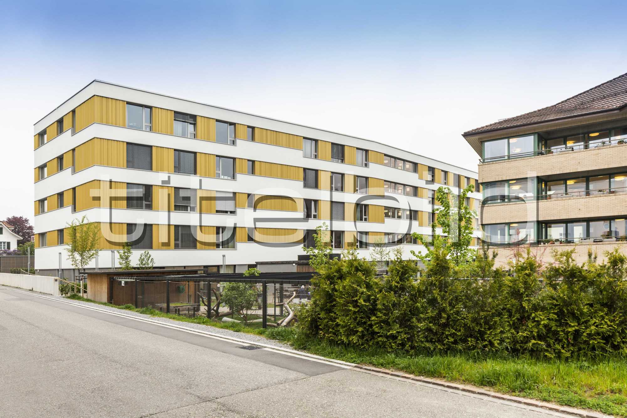 Projektbild-Nr. 4: Gesundheitszentrum Brugg