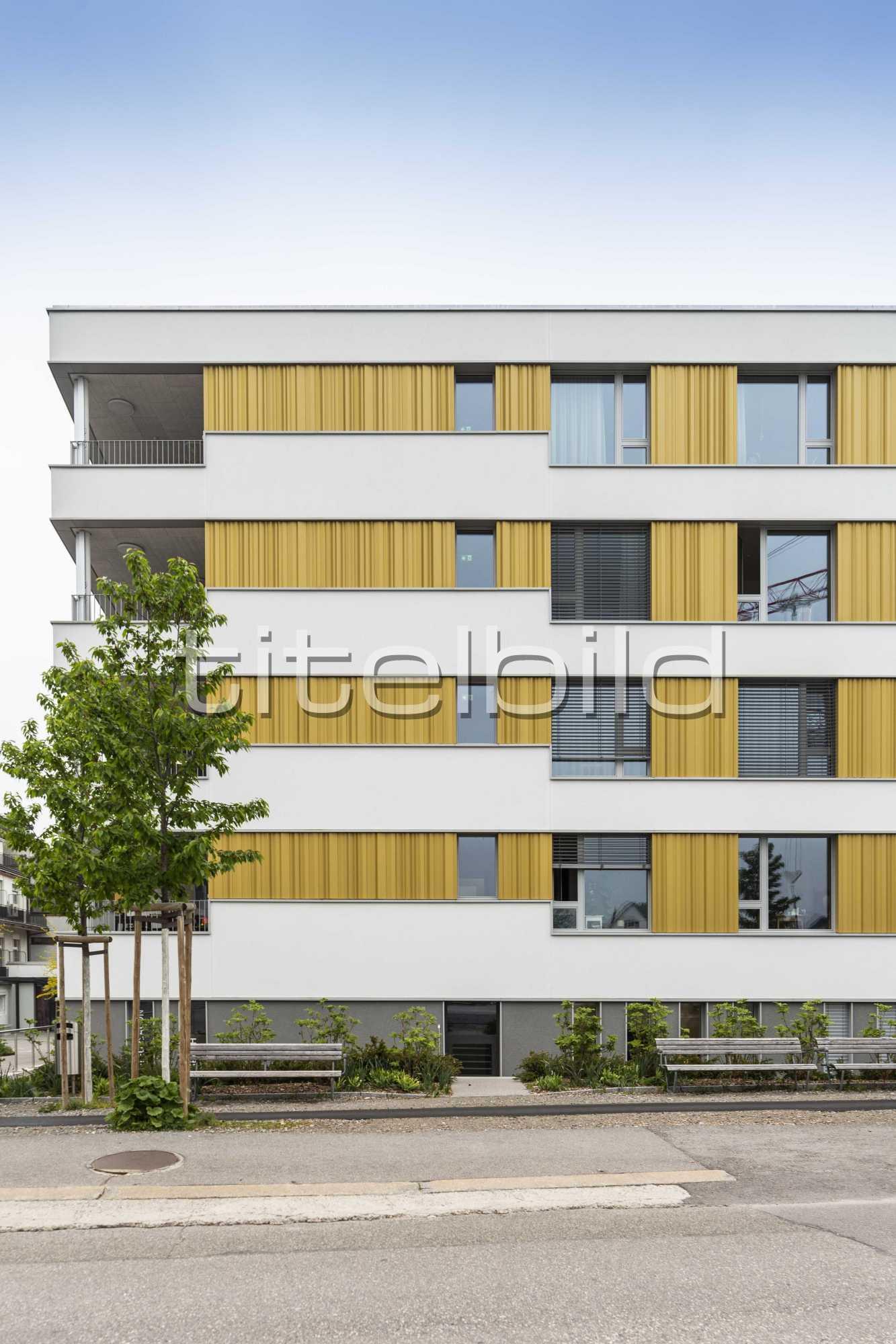 Projektbild-Nr. 5: Gesundheitszentrum Brugg