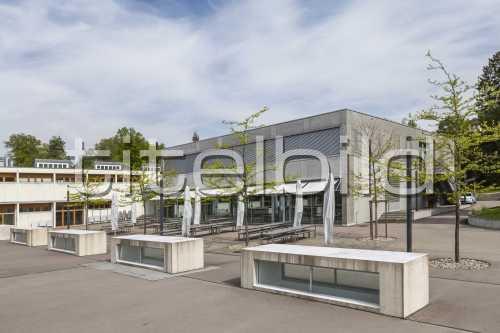 Bild-Nr: 1des Objektes Kantonsschule Winterthur Rychenberg