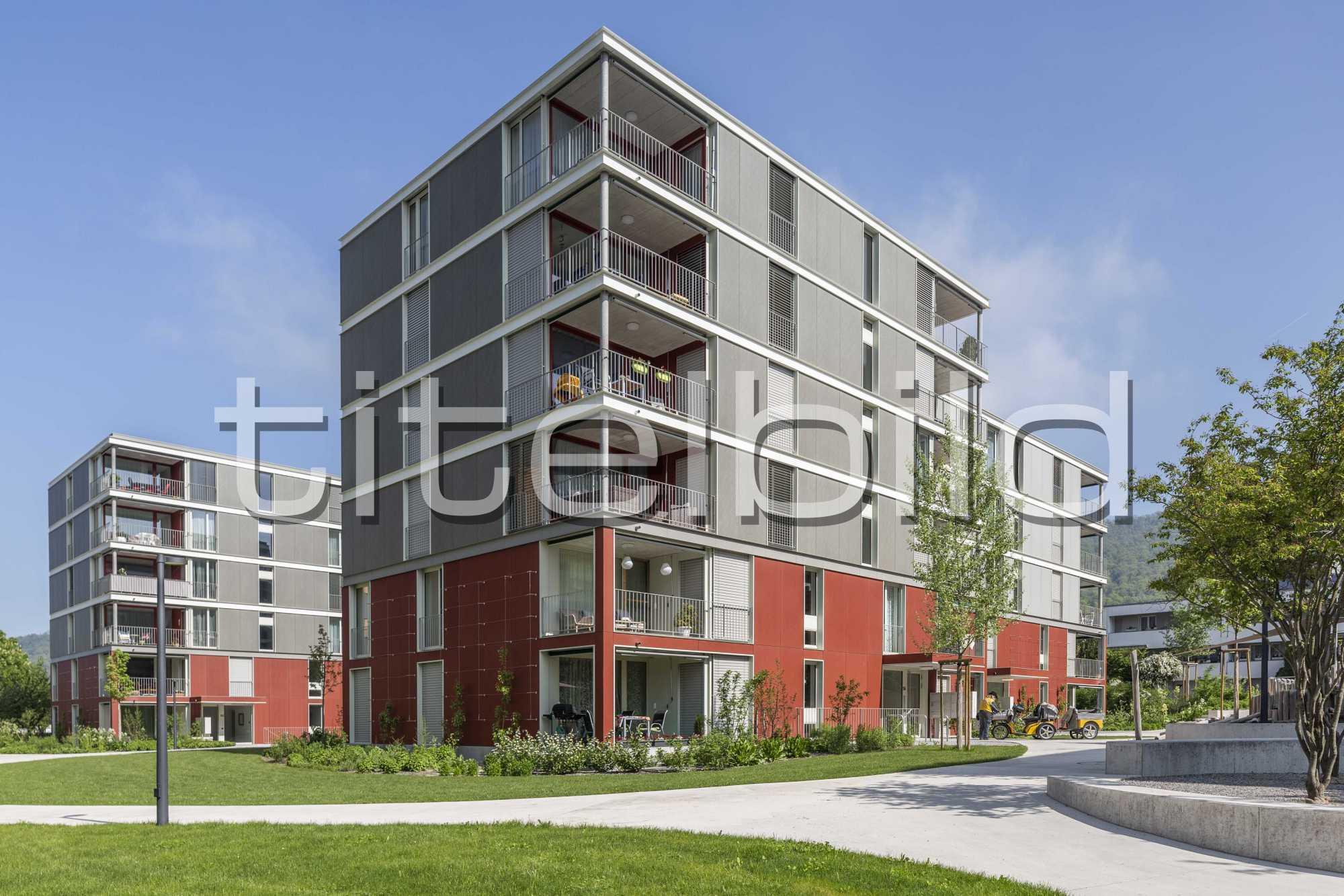 Projektbild-Nr. 0: Wohnüberbauung Sulperg 2