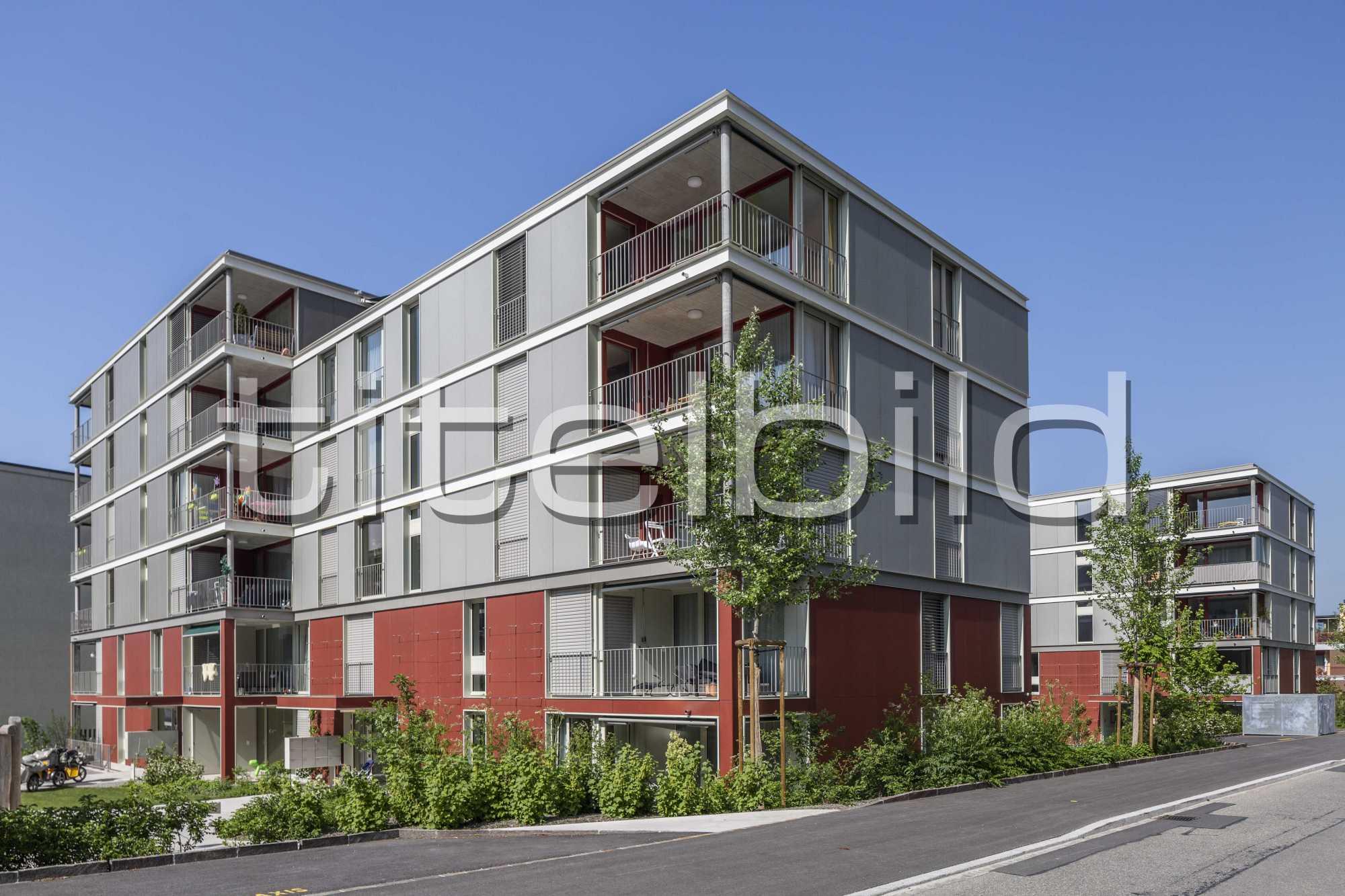 Projektbild-Nr. 1: Wohnüberbauung Sulperg 2