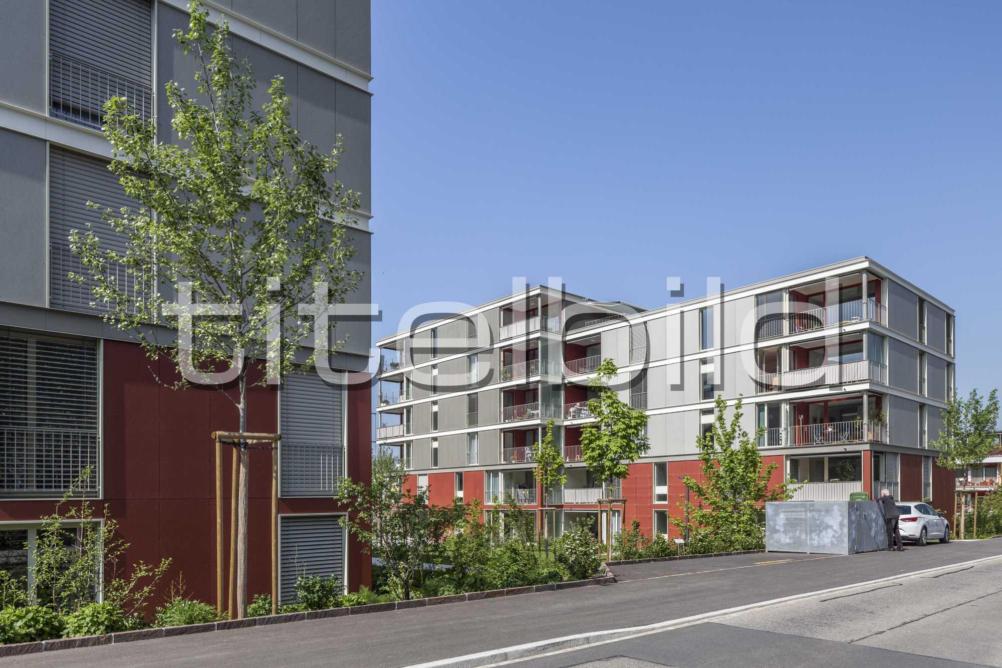 Projektbild-Nr. 2: Wohnüberbauung Sulperg 2