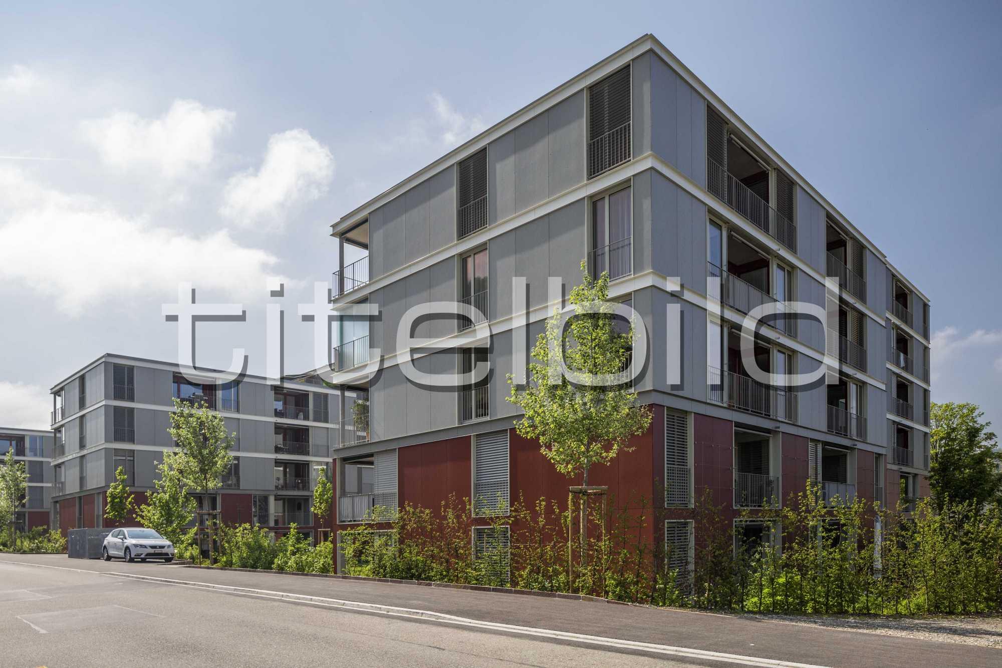 Projektbild-Nr. 3: Wohnüberbauung Sulperg 2