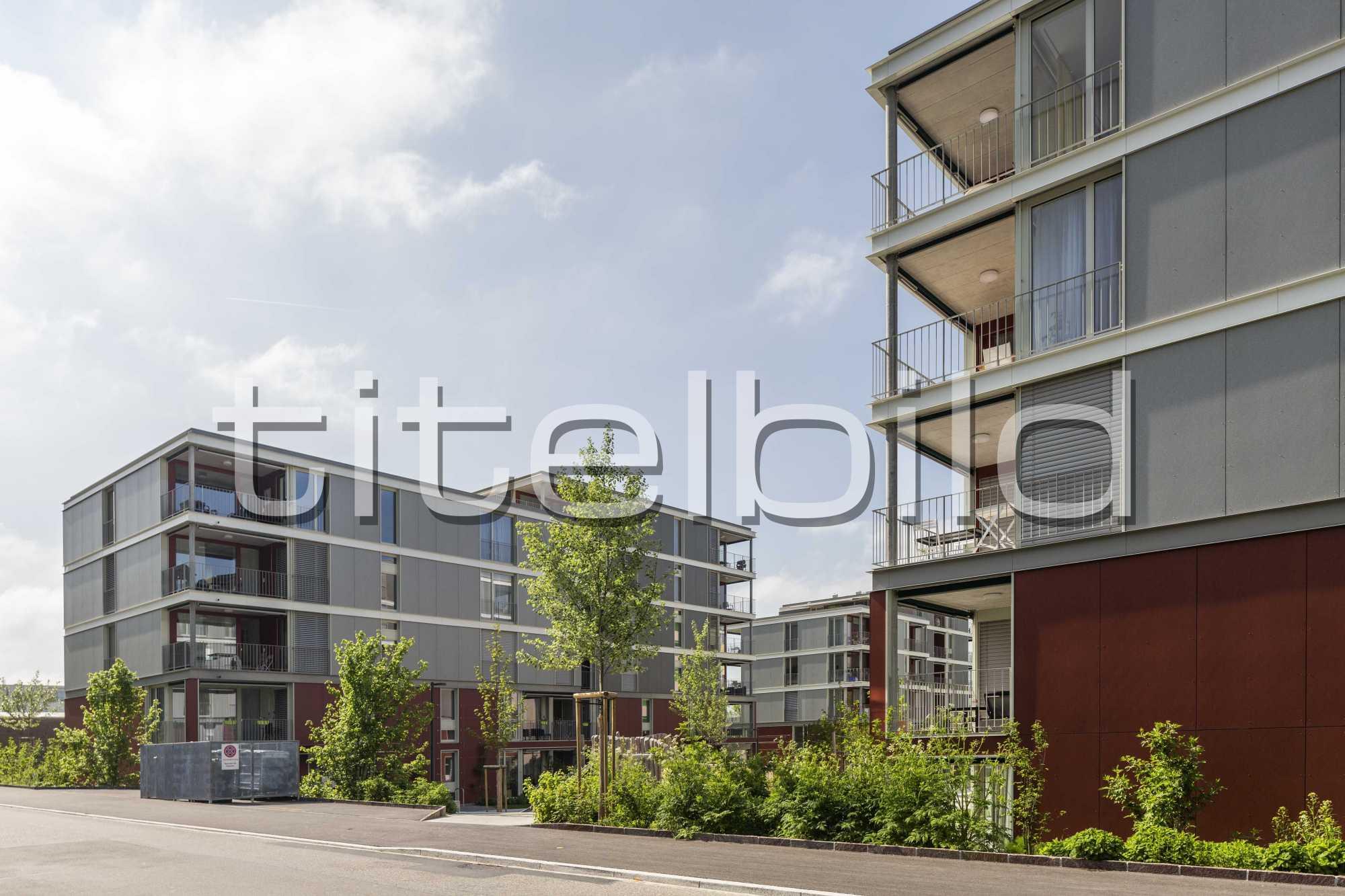 Projektbild-Nr. 4: Wohnüberbauung Sulperg 2