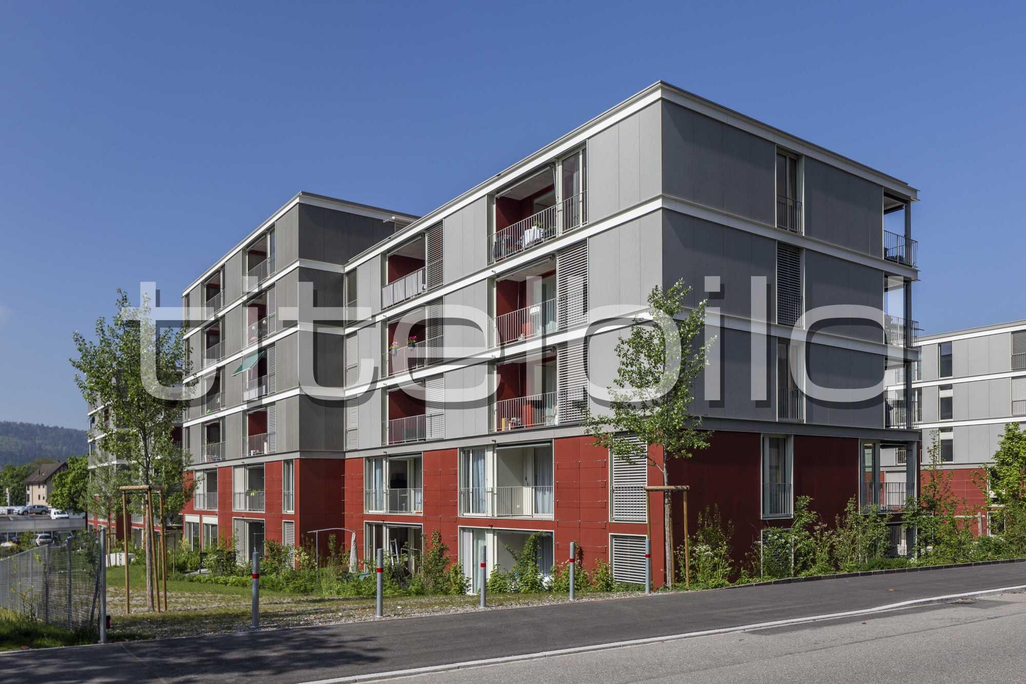 Projektbild-Nr. 5: Wohnüberbauung Sulperg 2