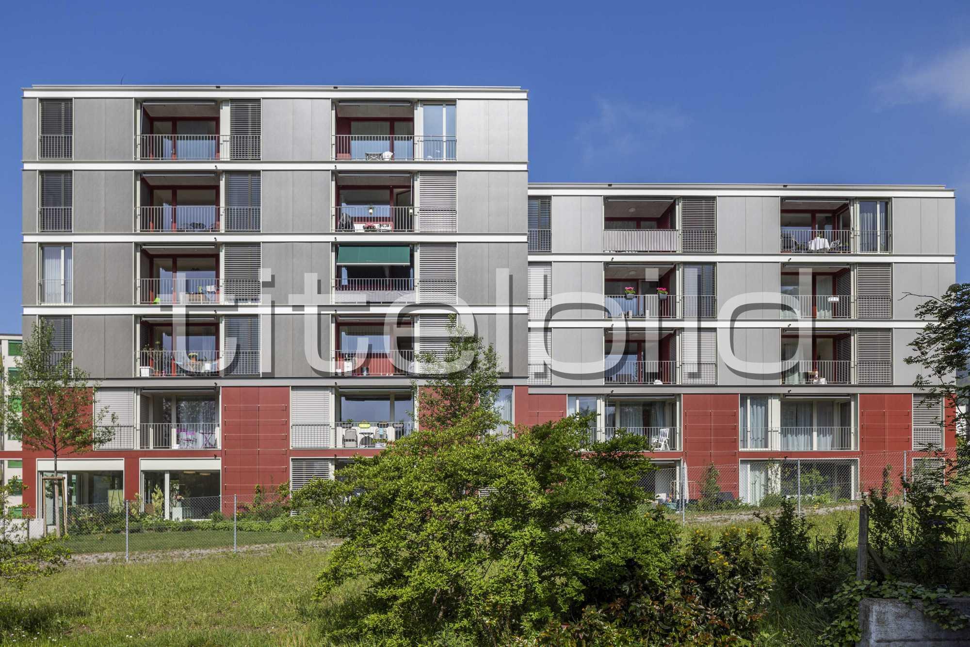Projektbild-Nr. 6: Wohnüberbauung Sulperg 2