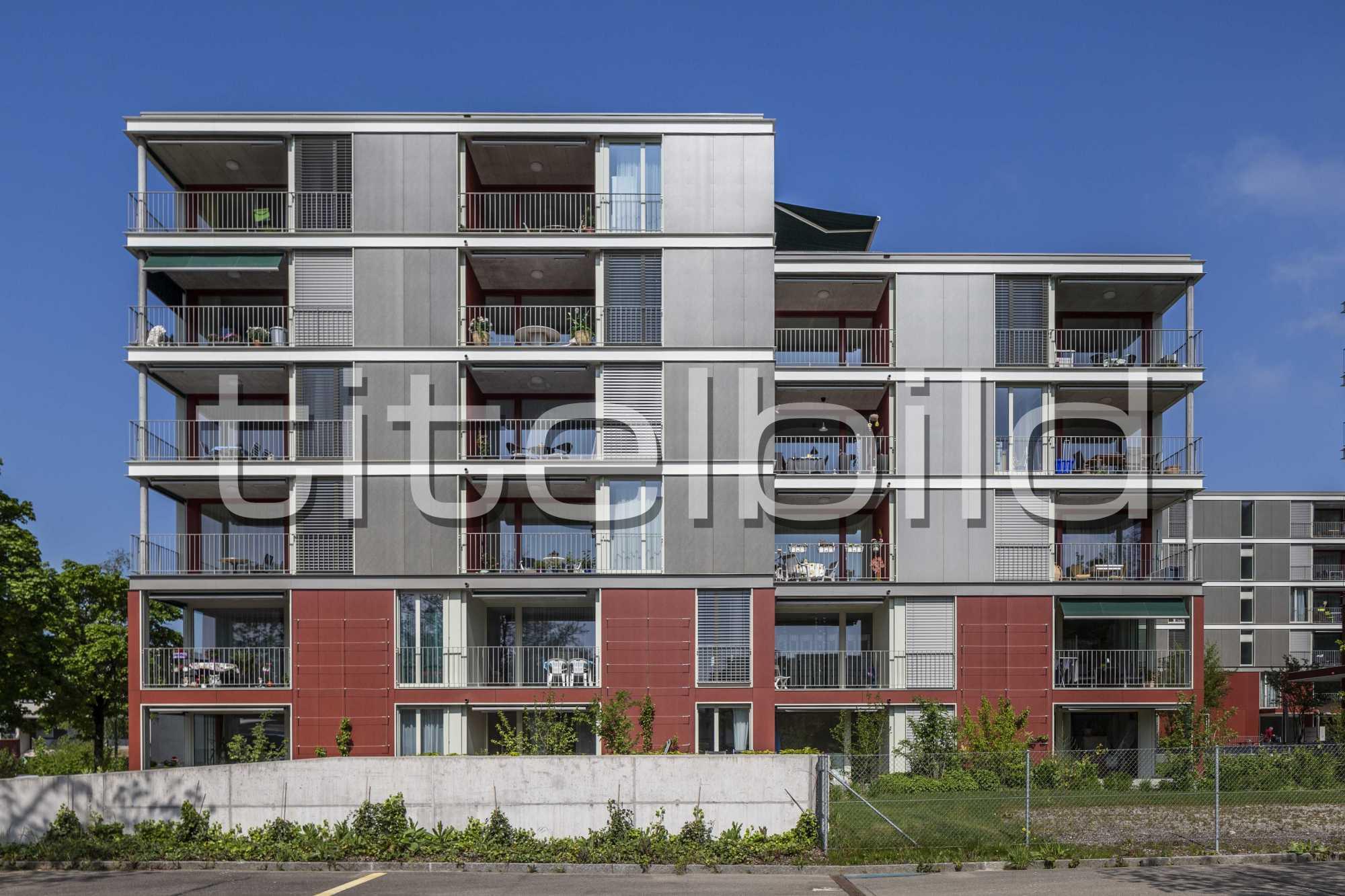 Projektbild-Nr. 7: Wohnüberbauung Sulperg 2
