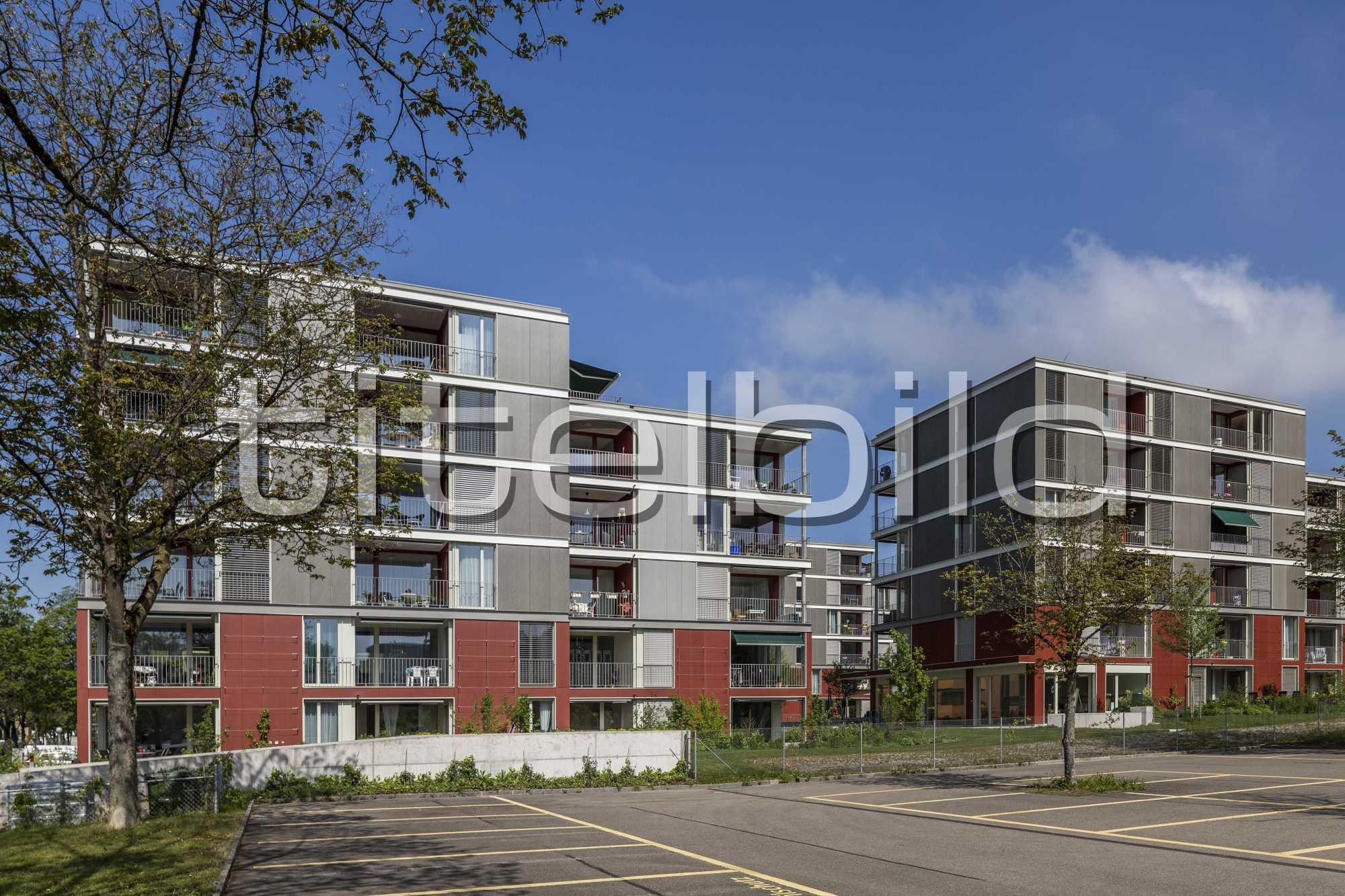 Projektbild-Nr. 8: Wohnüberbauung Sulperg 2