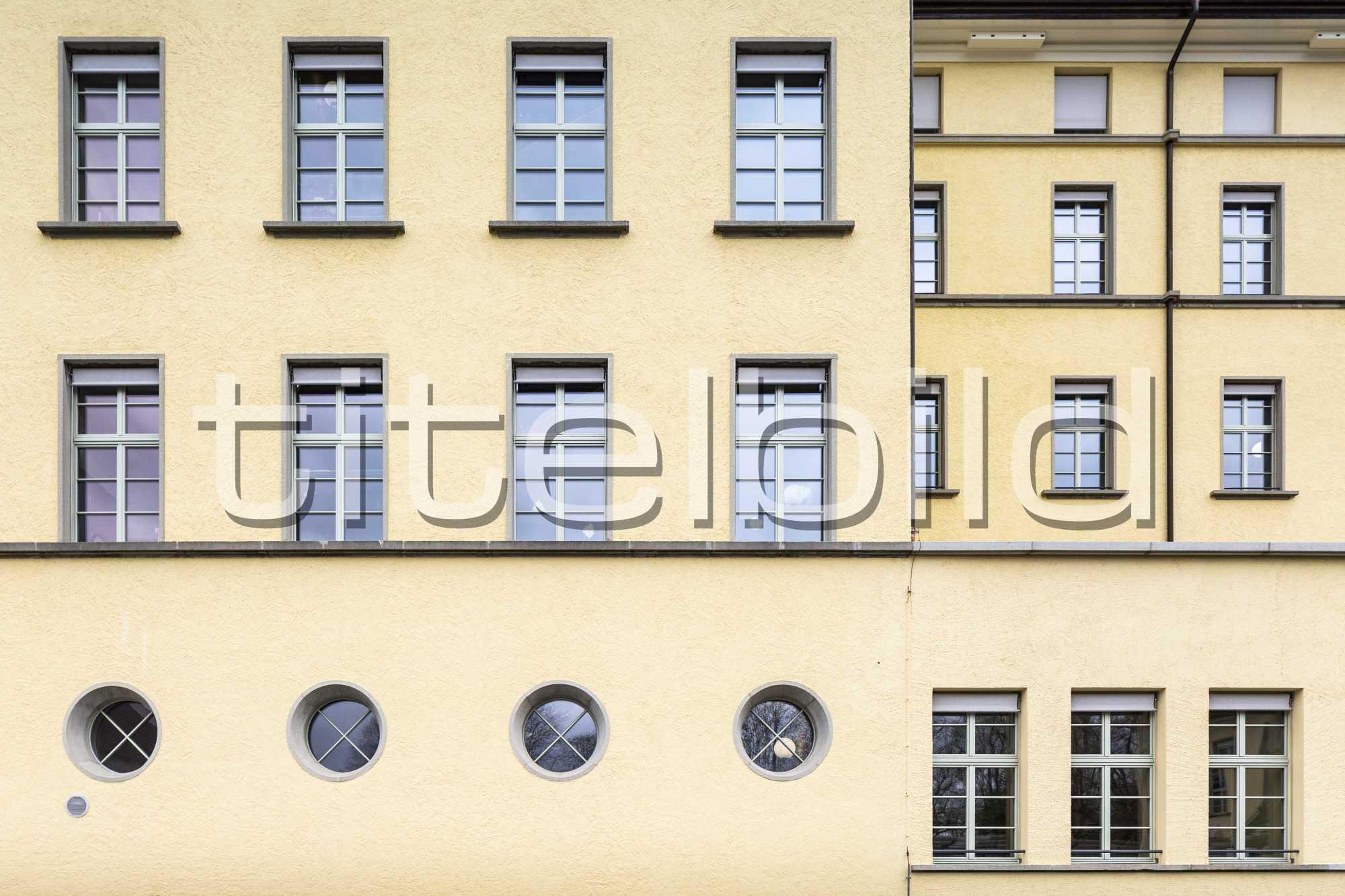 Projektbild-Nr. 6: Schulanlage Bleicherain