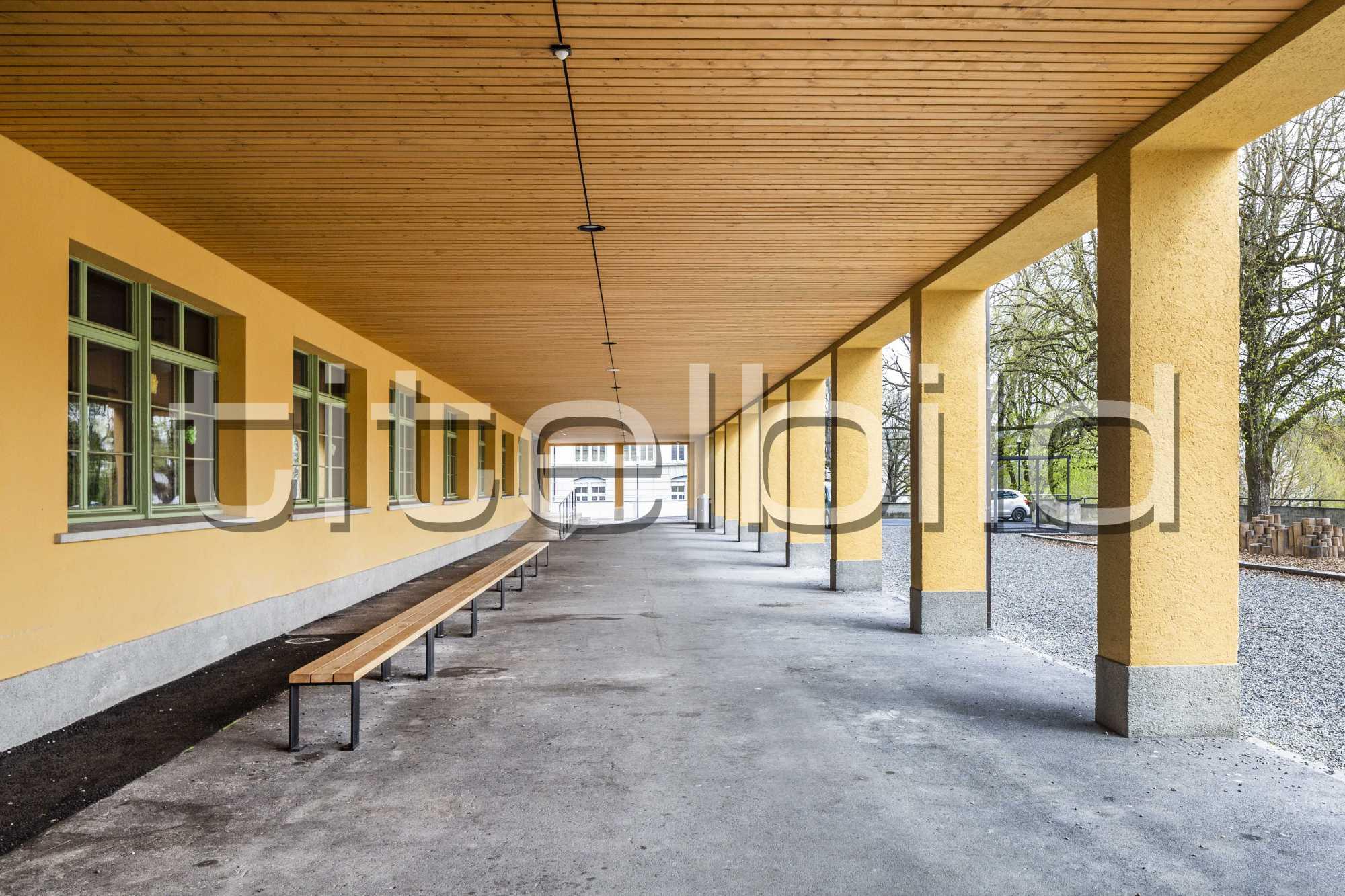 Projektbild-Nr. 7: Schulanlage Bleicherain