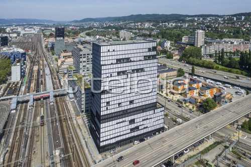 Bild-Nr: 3des Objektes Westlink Tower und Cube