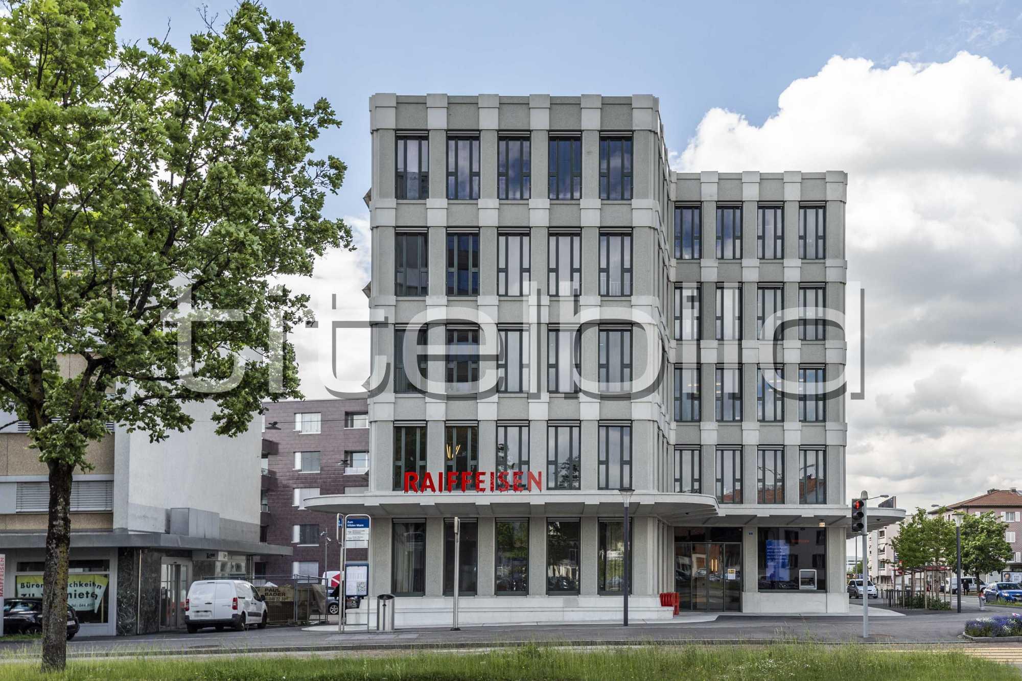 Projektbild-Nr. 0: Neubau Hauptsitz der Raiffeisenbank