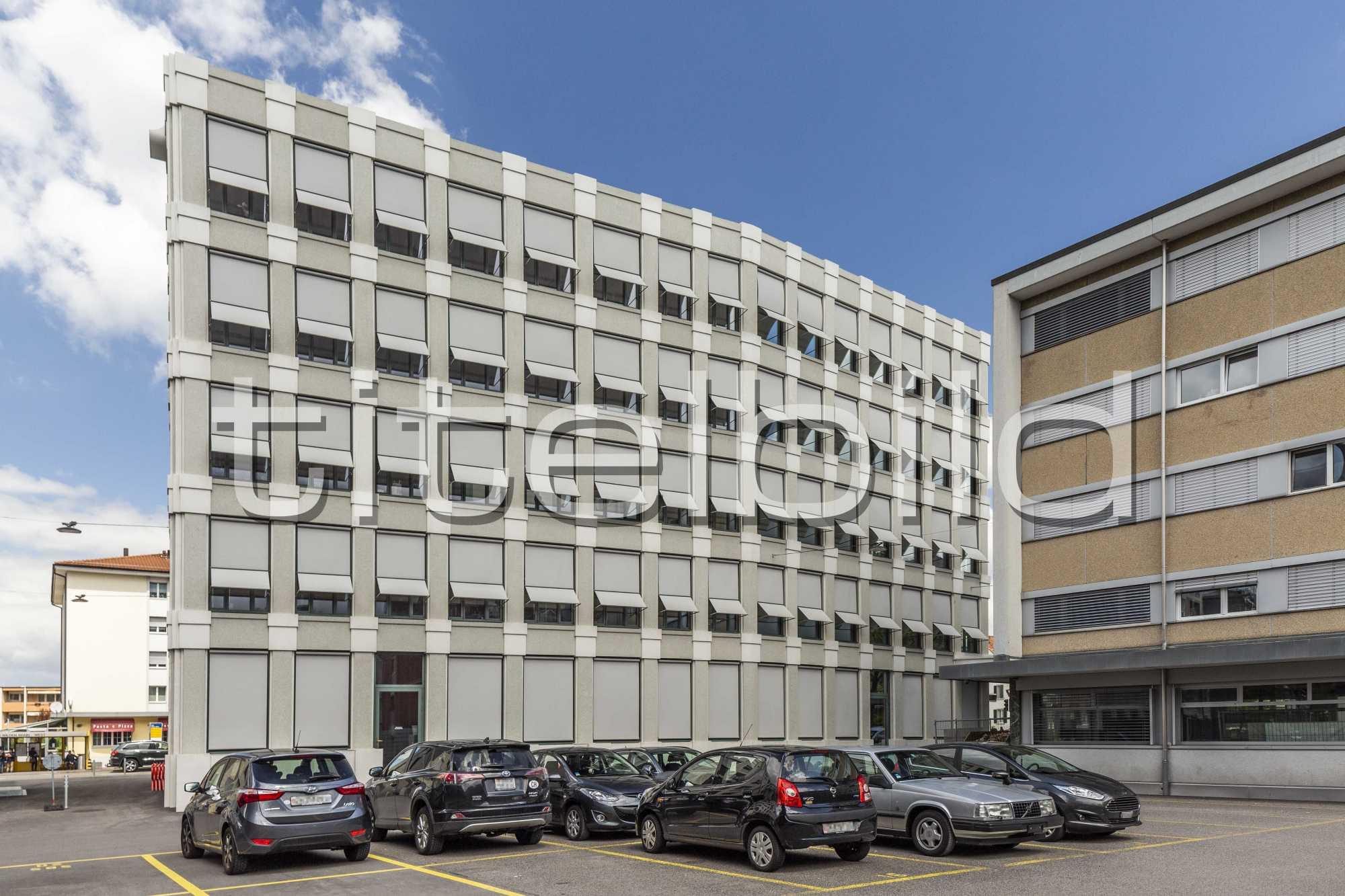 Projektbild-Nr. 9: Neubau Hauptsitz der Raiffeisenbank