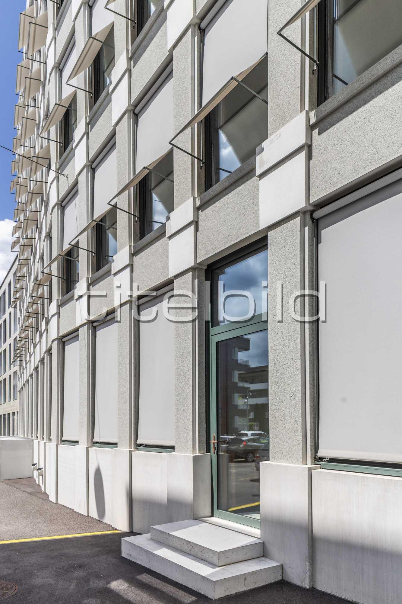 Projektbild-Nr. 3: Neubau Hauptsitz der Raiffeisenbank