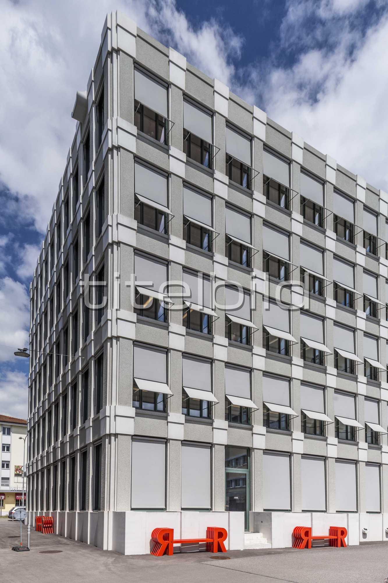 Projektbild-Nr. 5: Neubau Hauptsitz der Raiffeisenbank