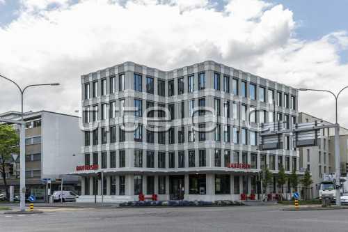 Bild-Nr: 2des Objektes Neubau Hauptsitz der Raiffeisenbank