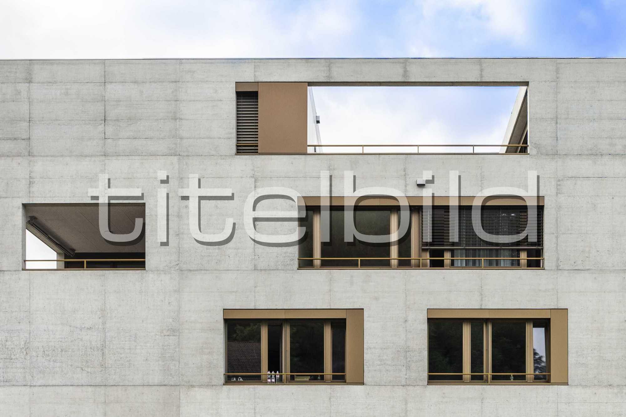 Projektbild-Nr. 3: Bank Leerau, Zentrum-Haus A, Kirchleerau