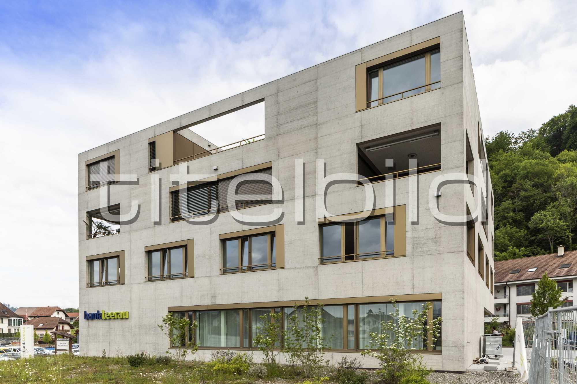 Projektbild-Nr. 5: Bank Leerau, Zentrum-Haus A, Kirchleerau