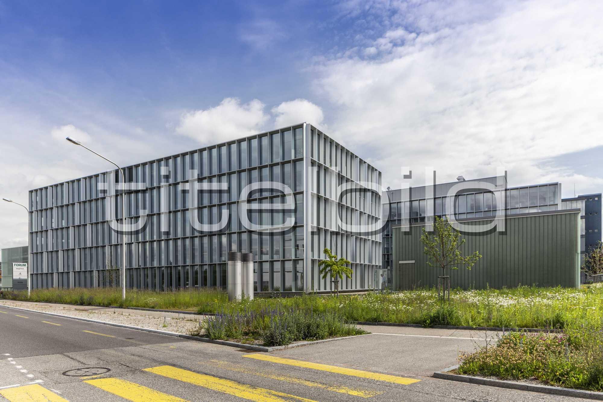 Projektbild-Nr. 1: Forum Zofingen