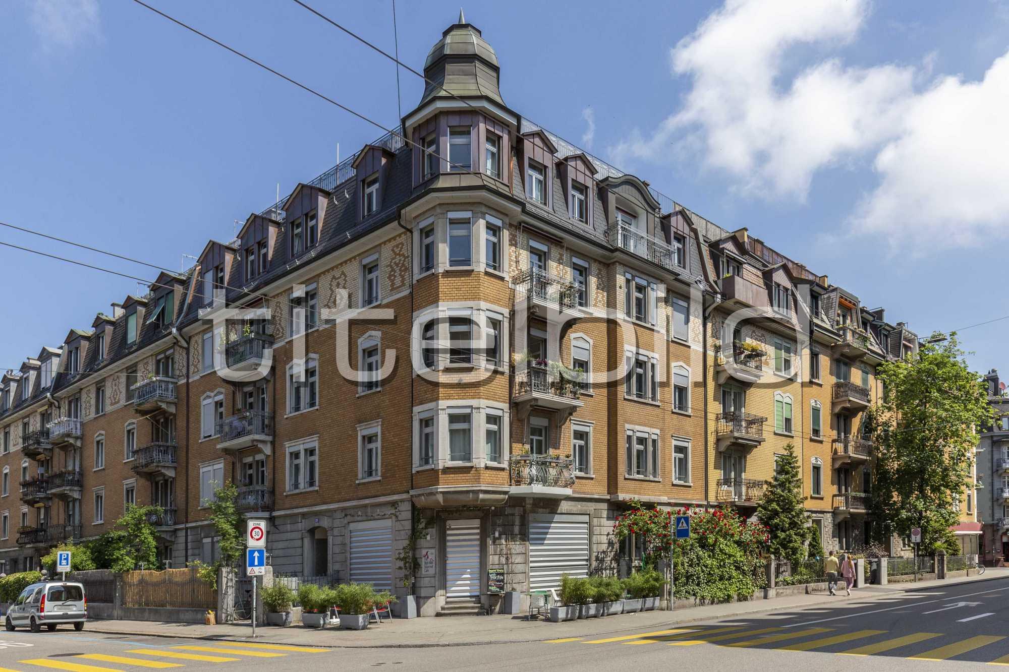 Projektbild-Nr. 0: Sanierung und Umbau Wohn- und Geschäftshaus