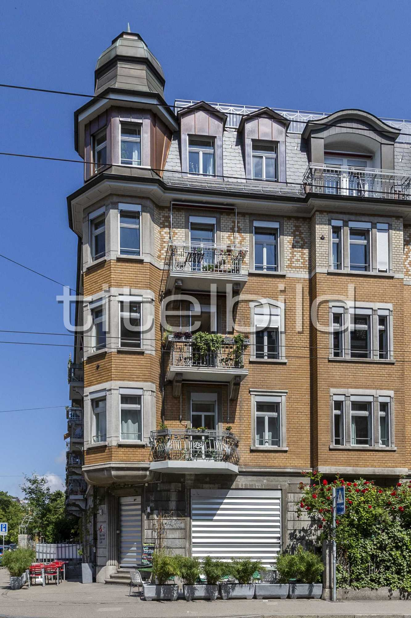 Projektbild-Nr. 2: Sanierung und Umbau Wohn- und Geschäftshaus