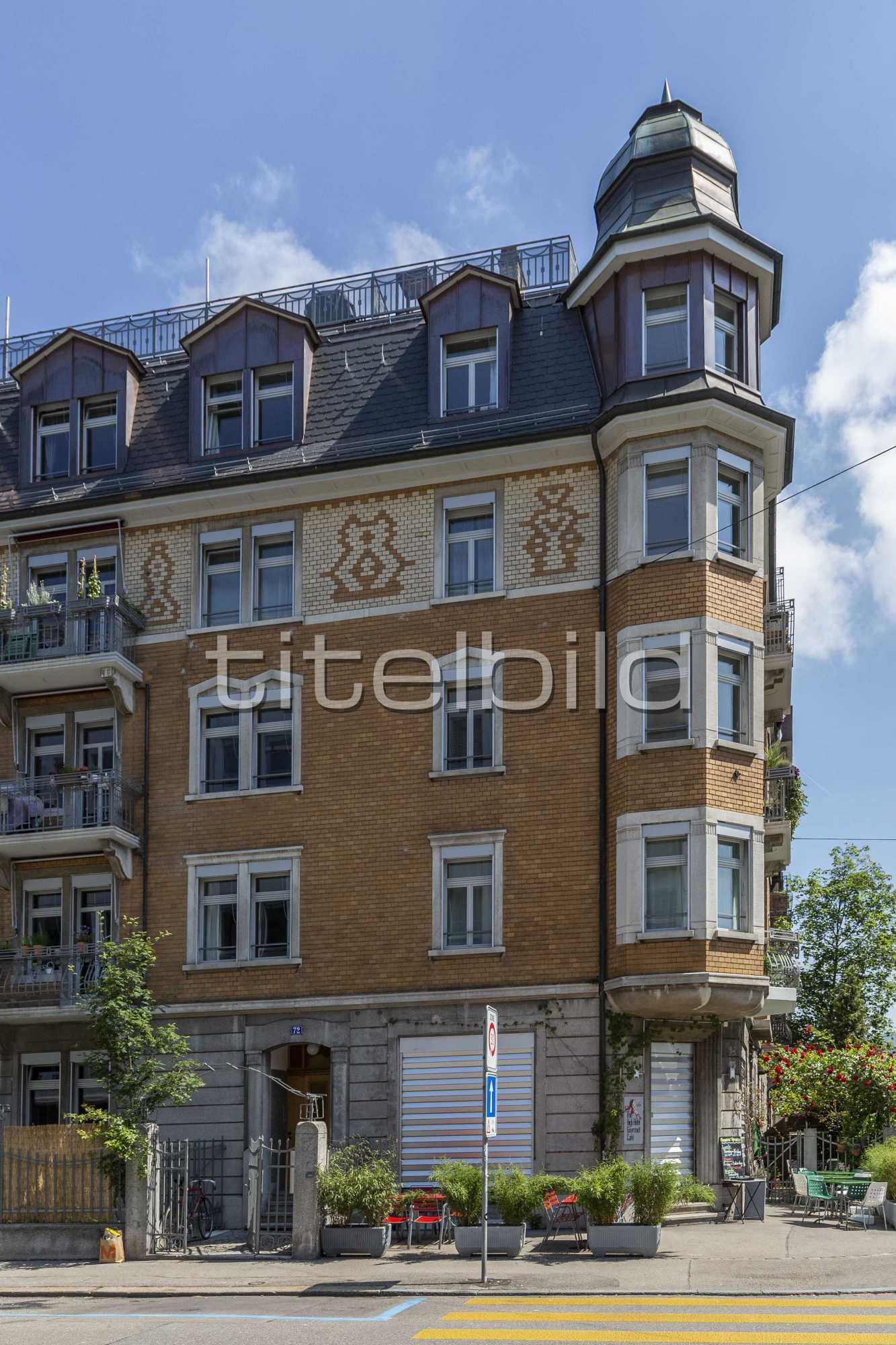 Projektbild-Nr. 4: Sanierung und Umbau Wohn- und Geschäftshaus