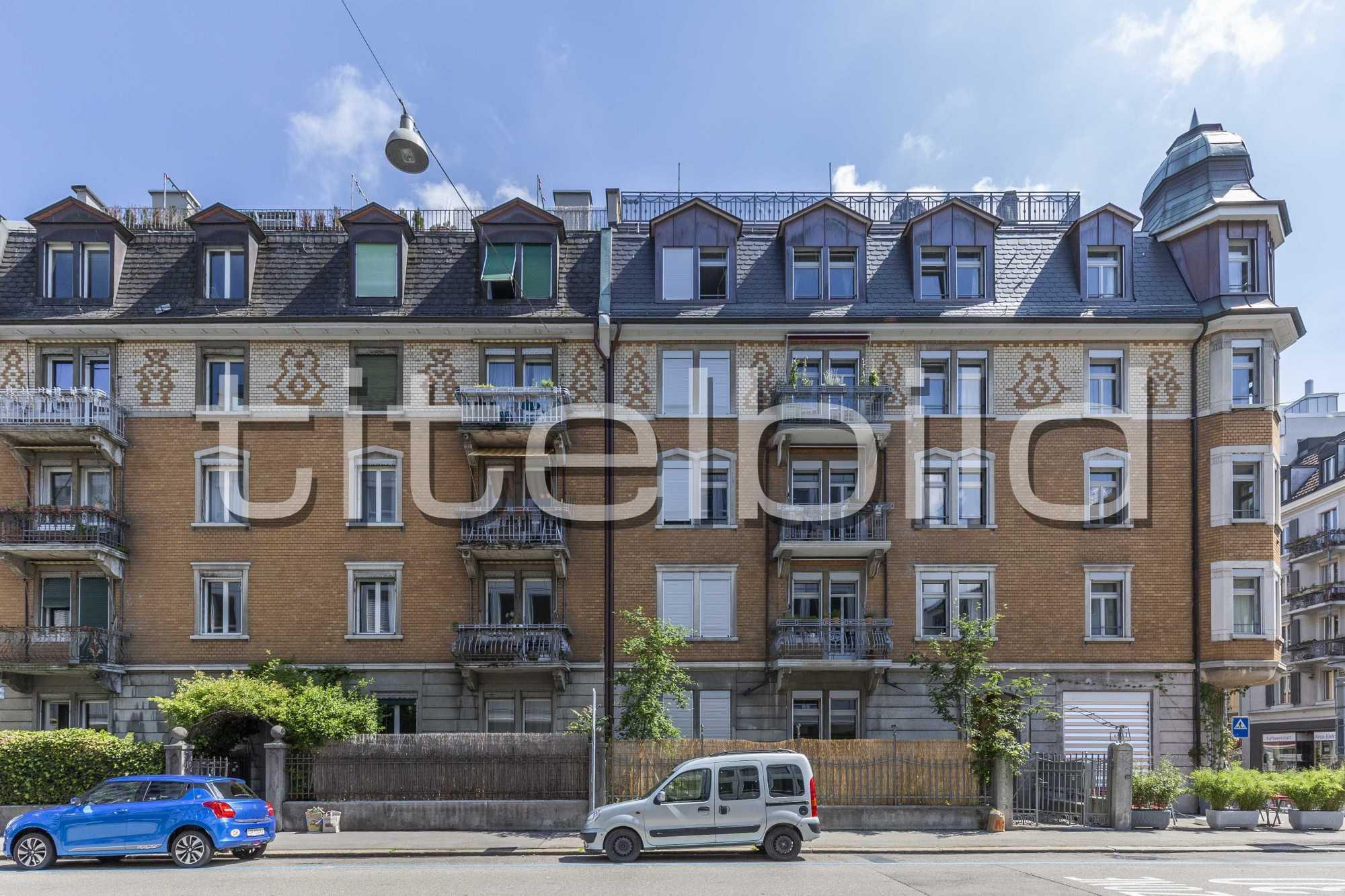 Projektbild-Nr. 5: Sanierung und Umbau Wohn- und Geschäftshaus