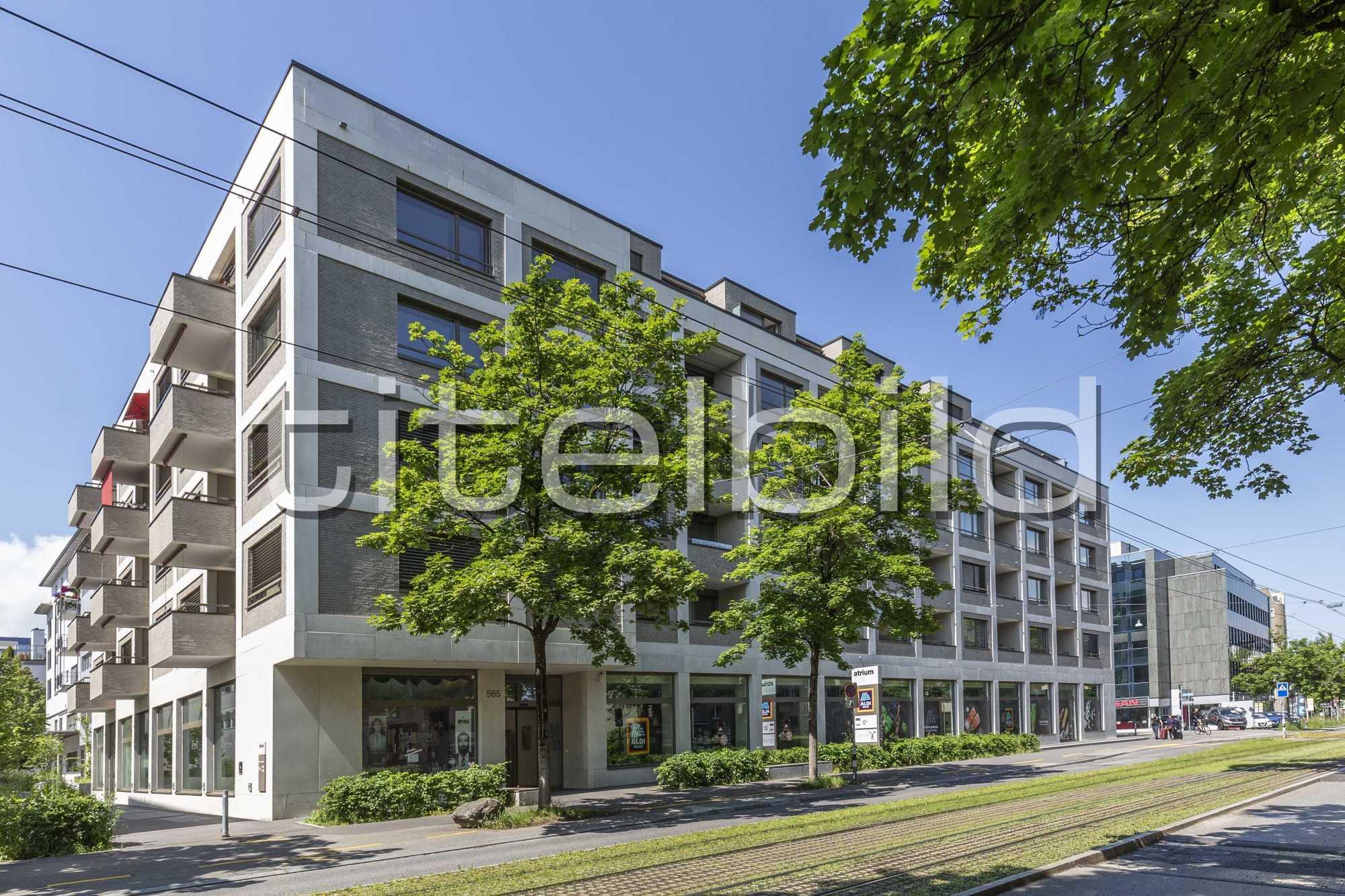 Projektbild-Nr. 0: Wohn- und Geschäftshaus ATRIUM565