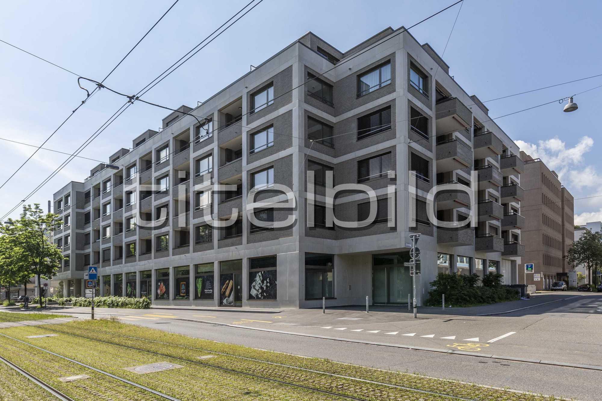 Projektbild-Nr. 1: Wohn- und Geschäftshaus ATRIUM565