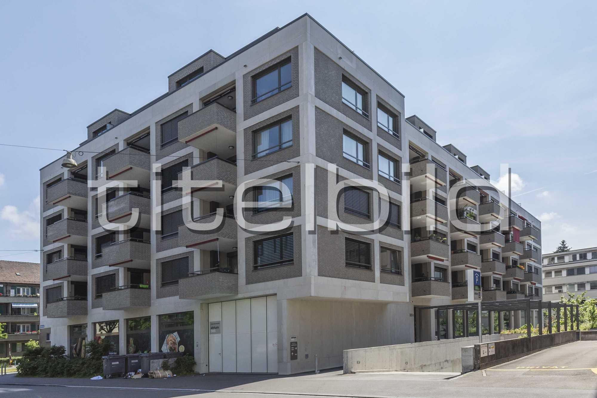 Projektbild-Nr. 4: Wohn- und Geschäftshaus ATRIUM565