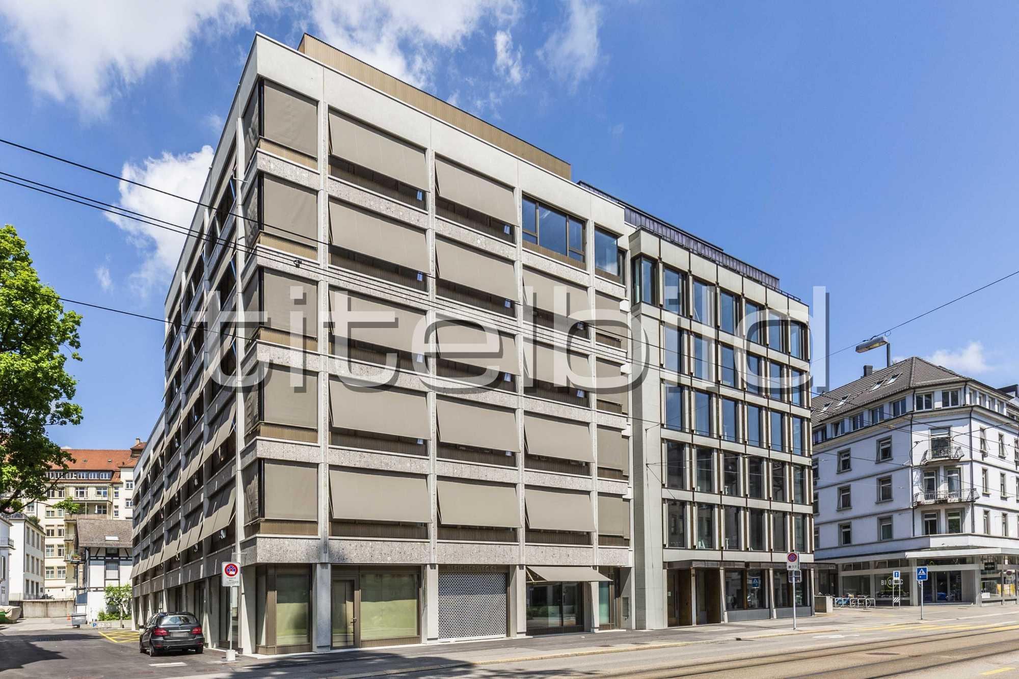 Projektbild-Nr. 1: Sanierung Geschäftshaus