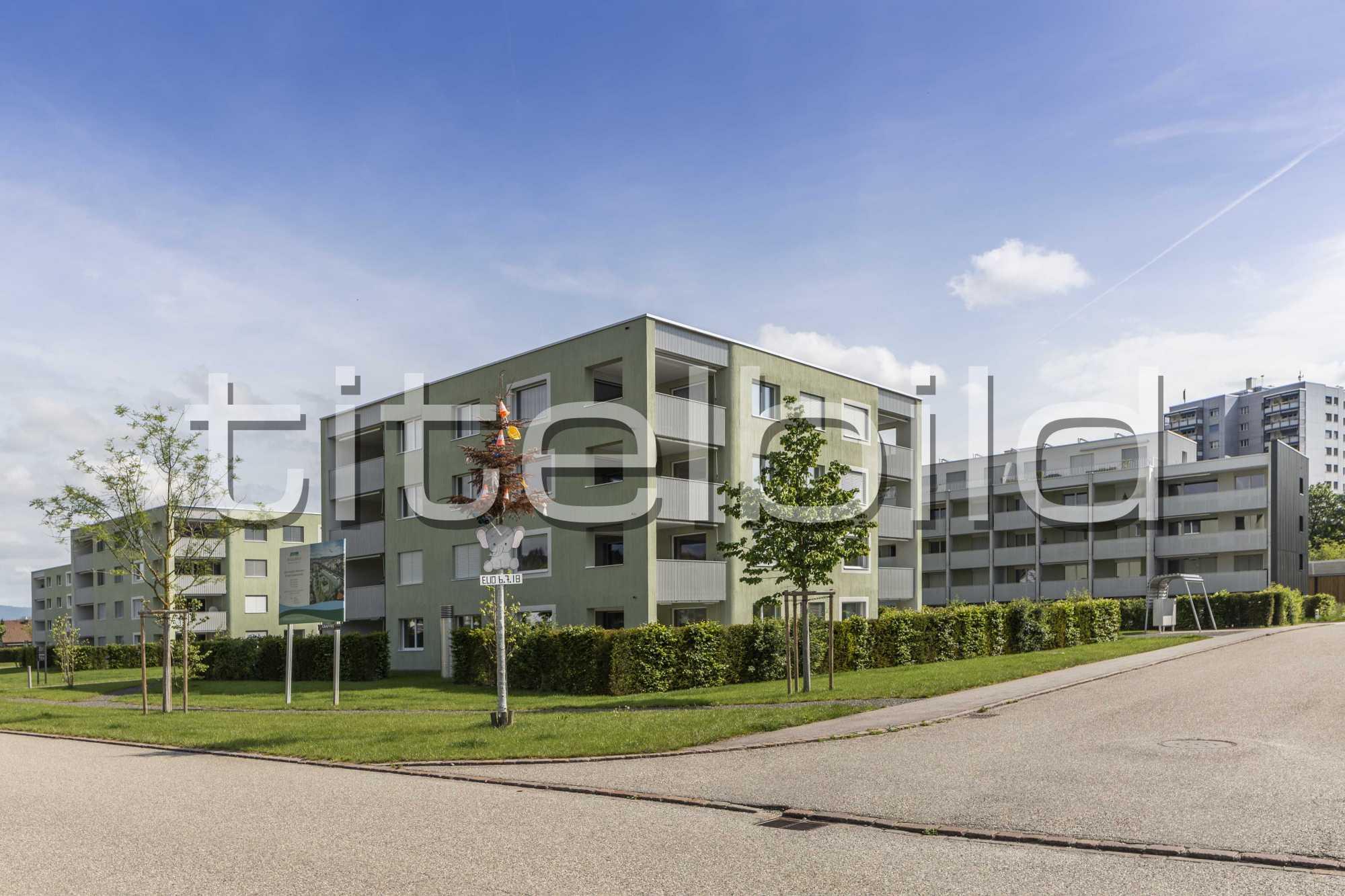Projektbild-Nr. 0: Parksiedlung Wiggerweg