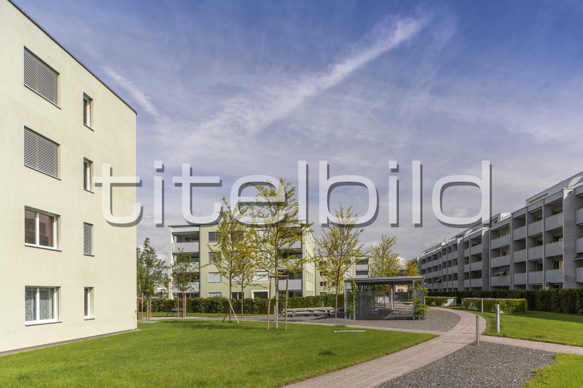 Projektbild-Nr. 2: Parksiedlung Wiggerweg