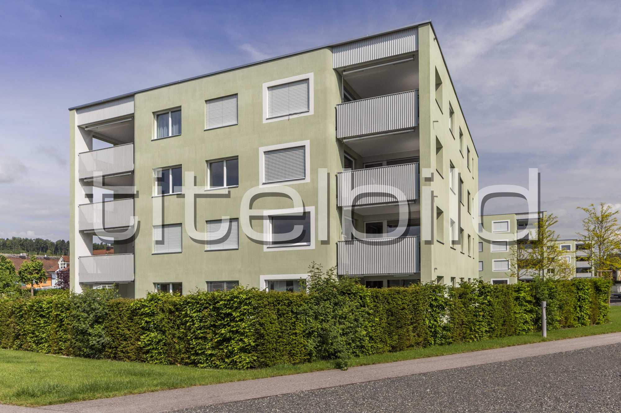 Projektbild-Nr. 4: Parksiedlung Wiggerweg