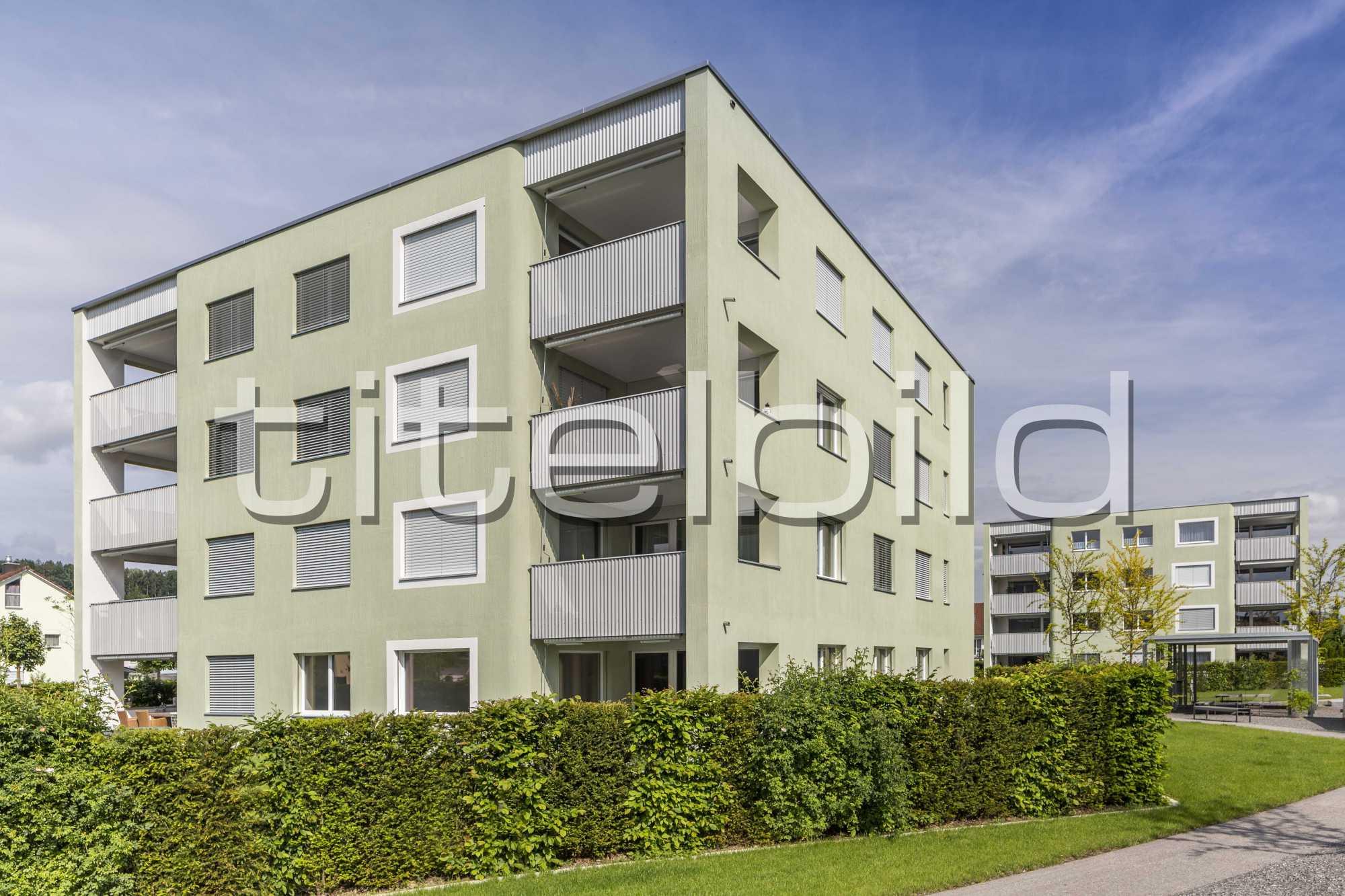 Projektbild-Nr. 6: Parksiedlung Wiggerweg